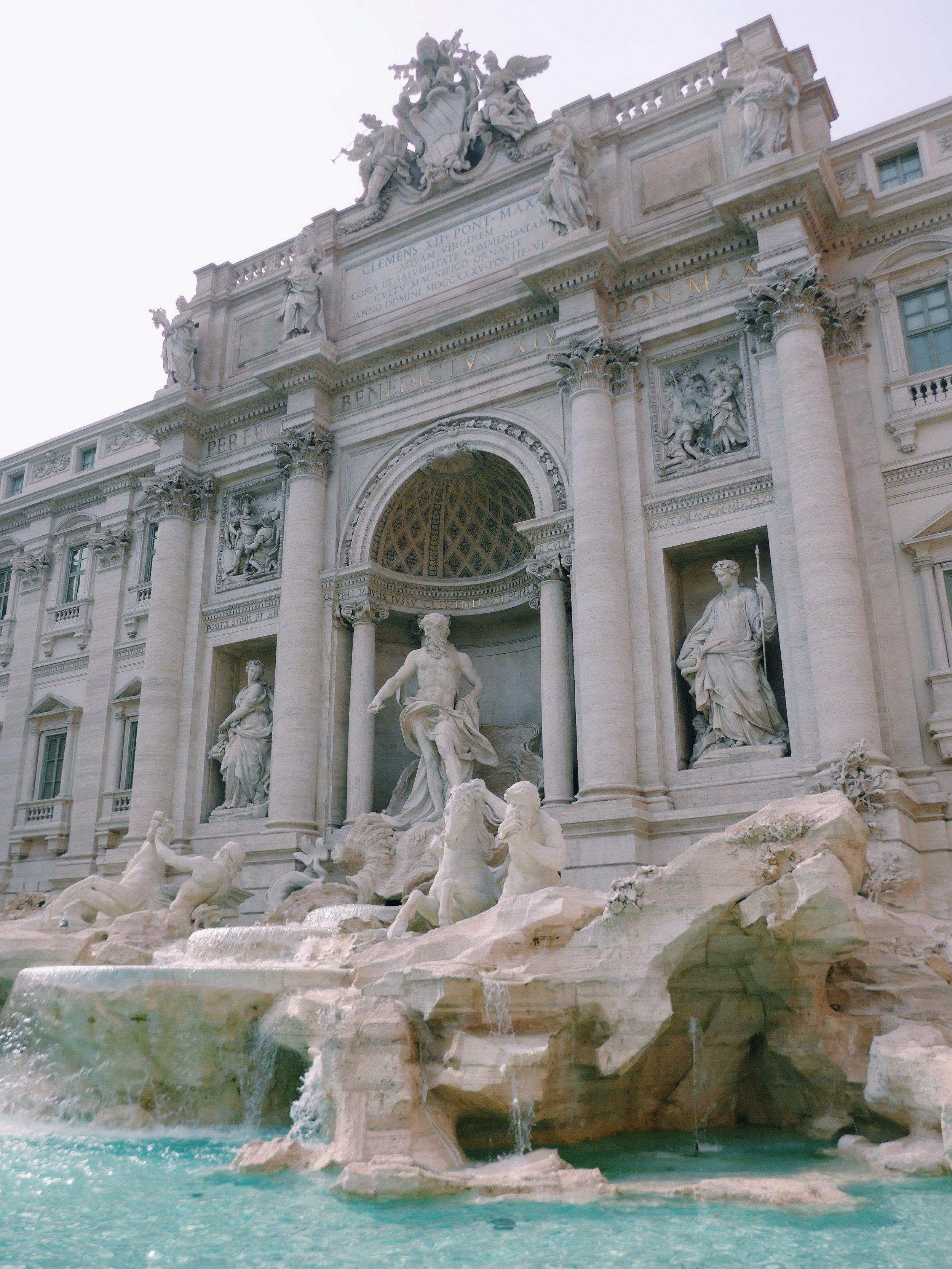 Rome Travel Blog