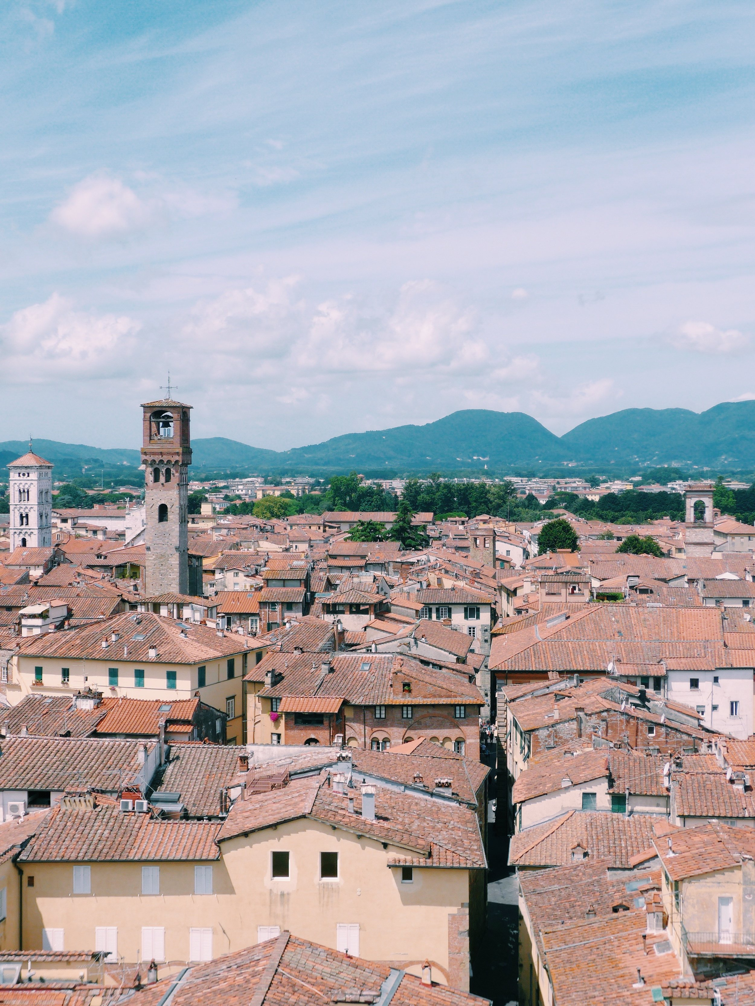 Lucca Italy Travel Blog