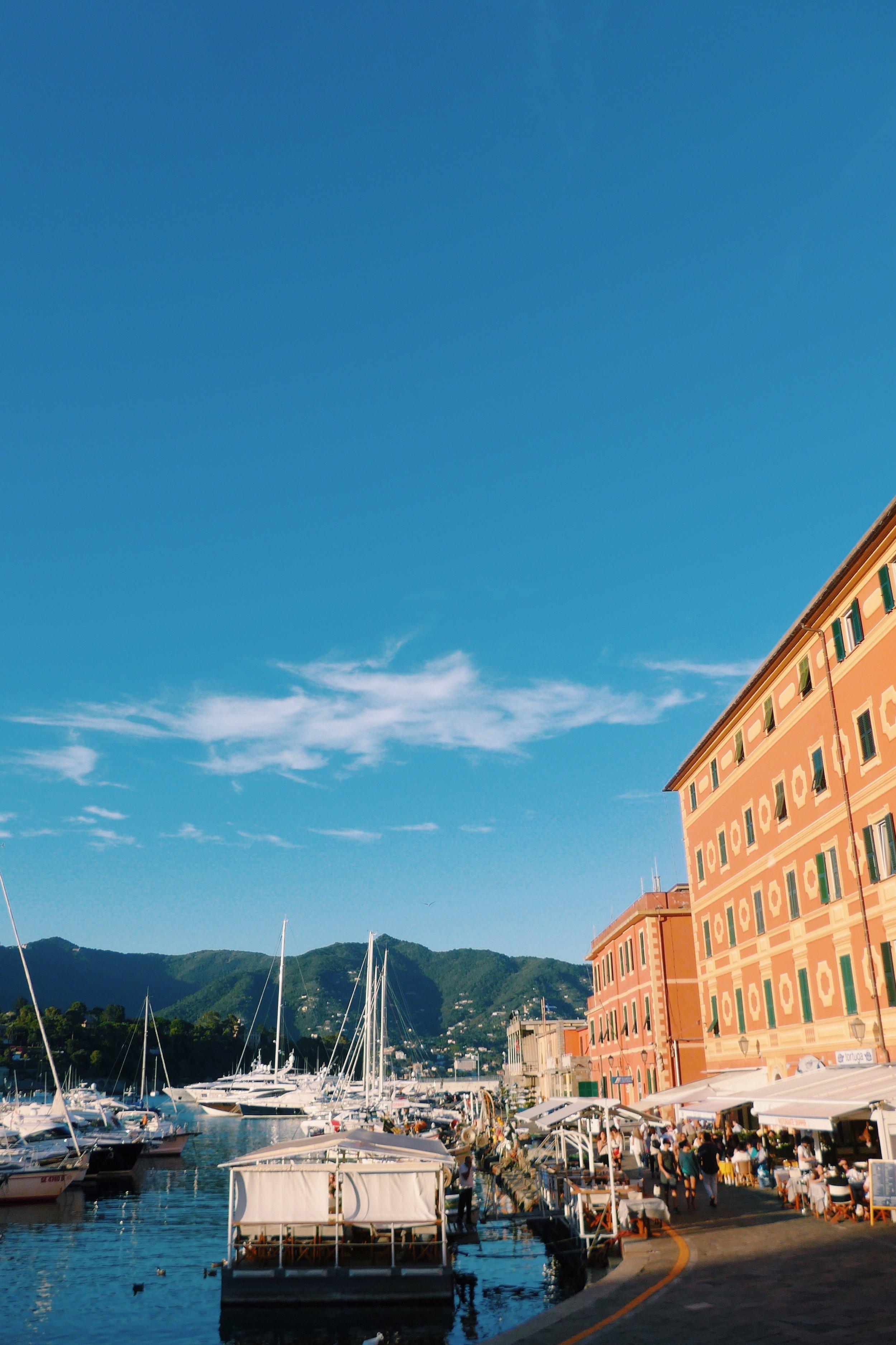Portofino Travel Blog