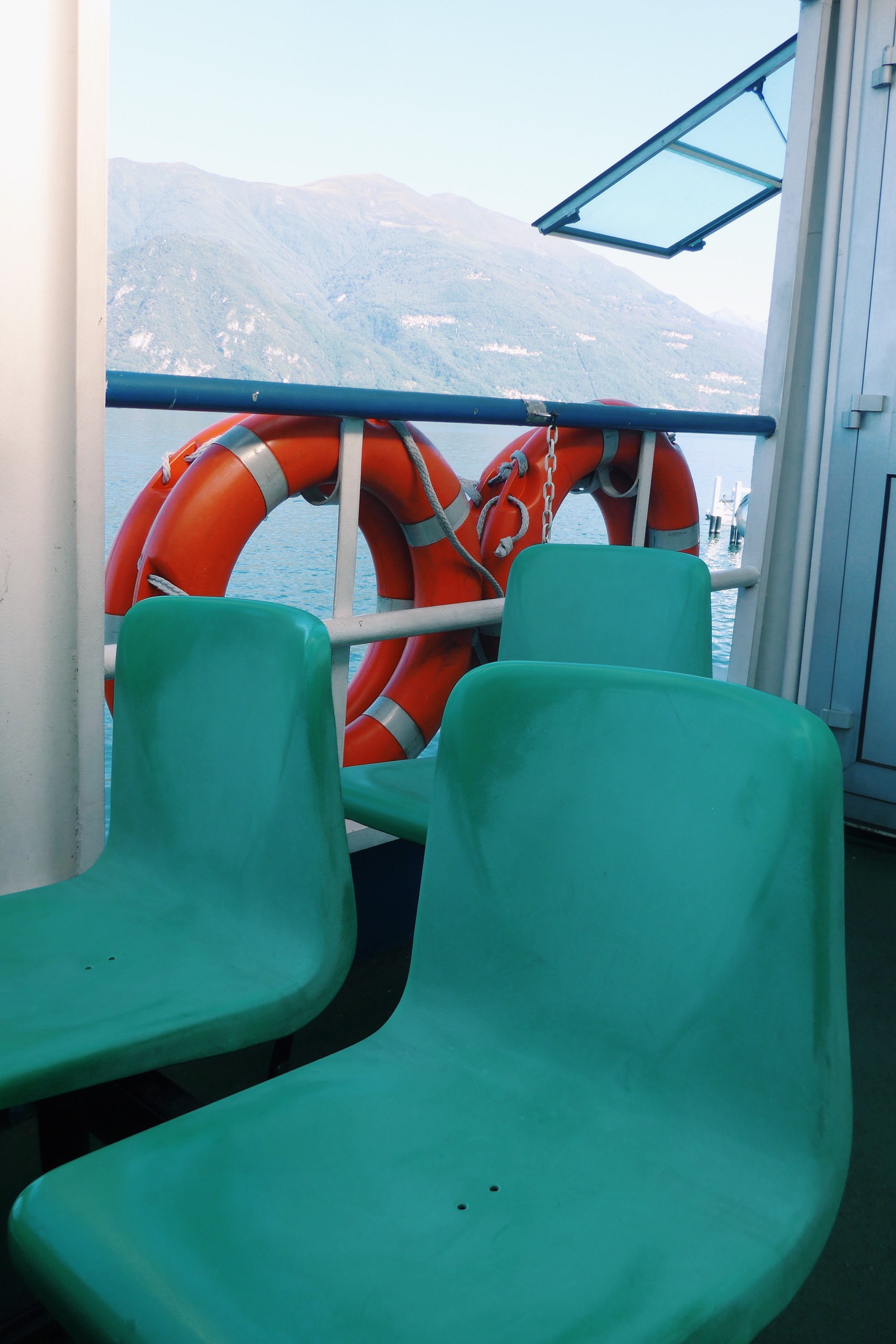 Lake Como Travel Blog