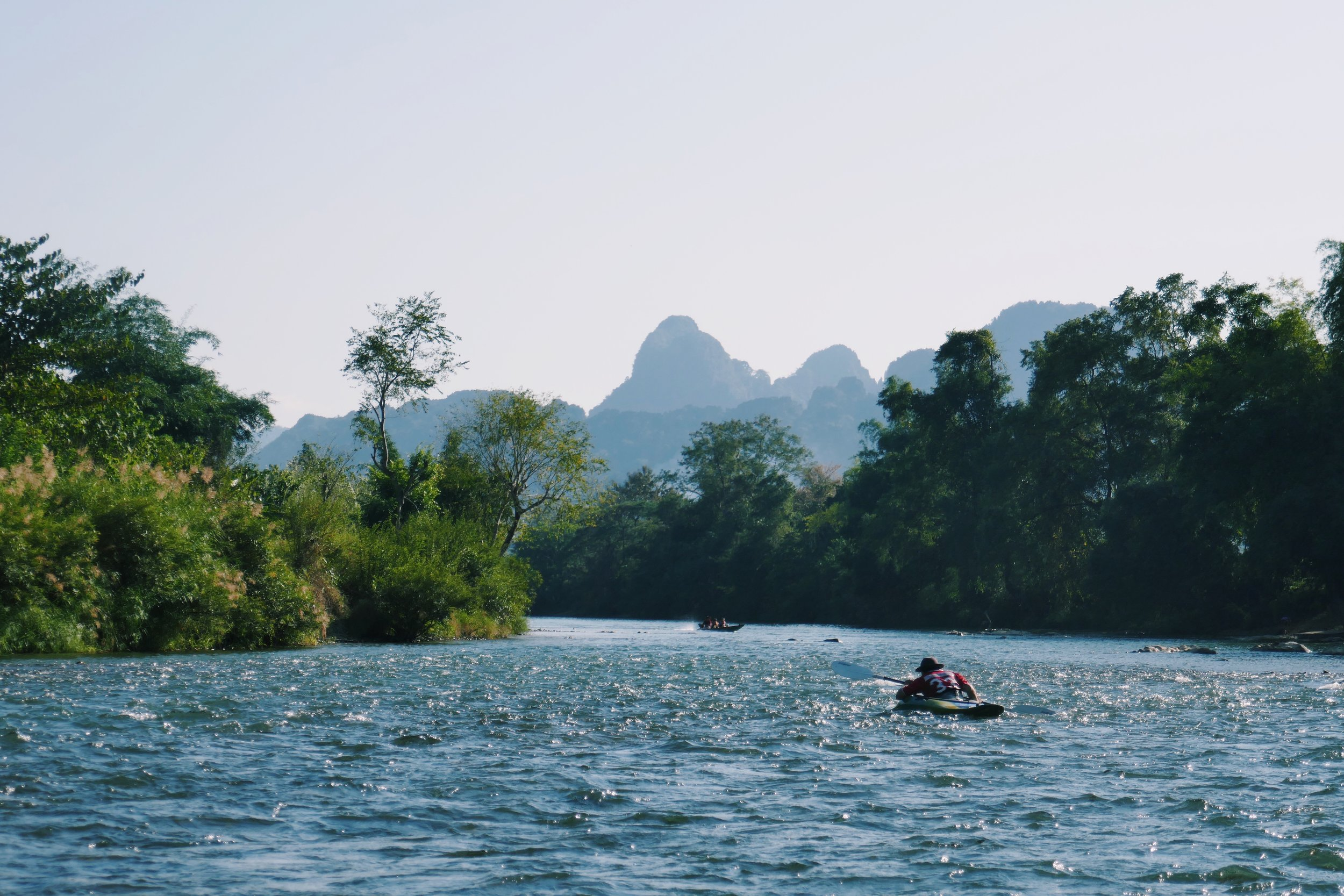 Vang Vieng Travel Blog