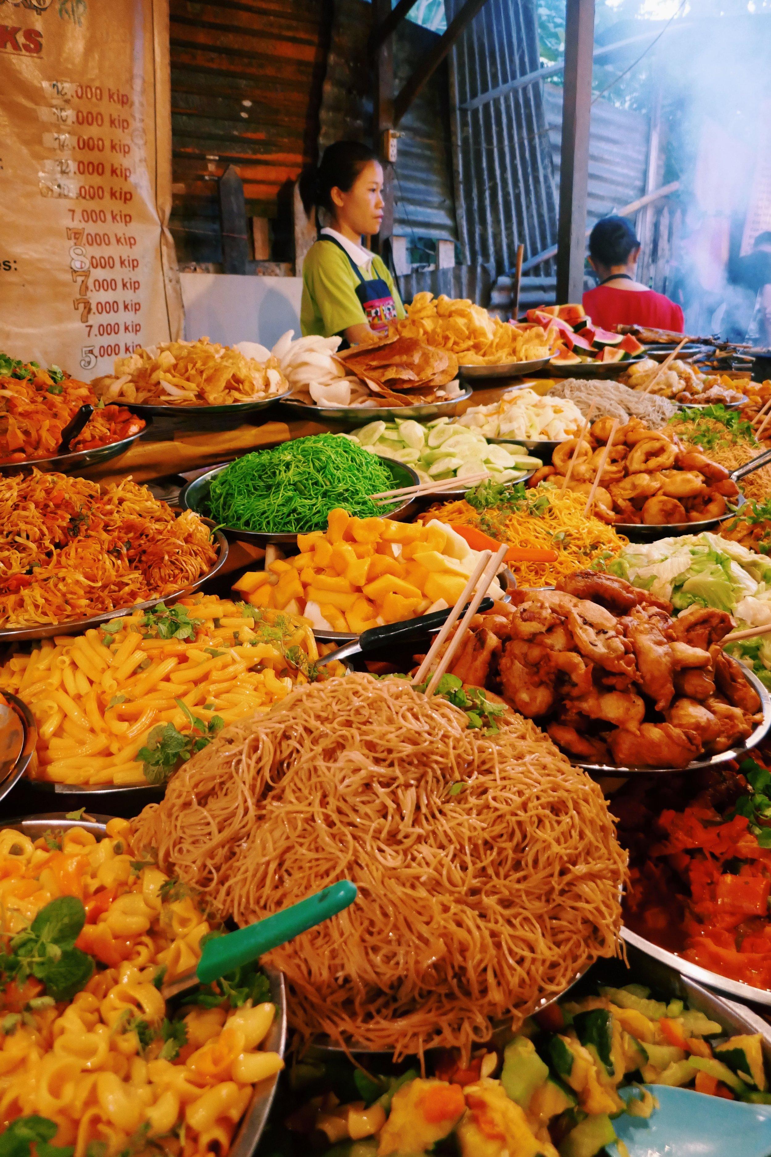 Luang Prabang Travel Blog