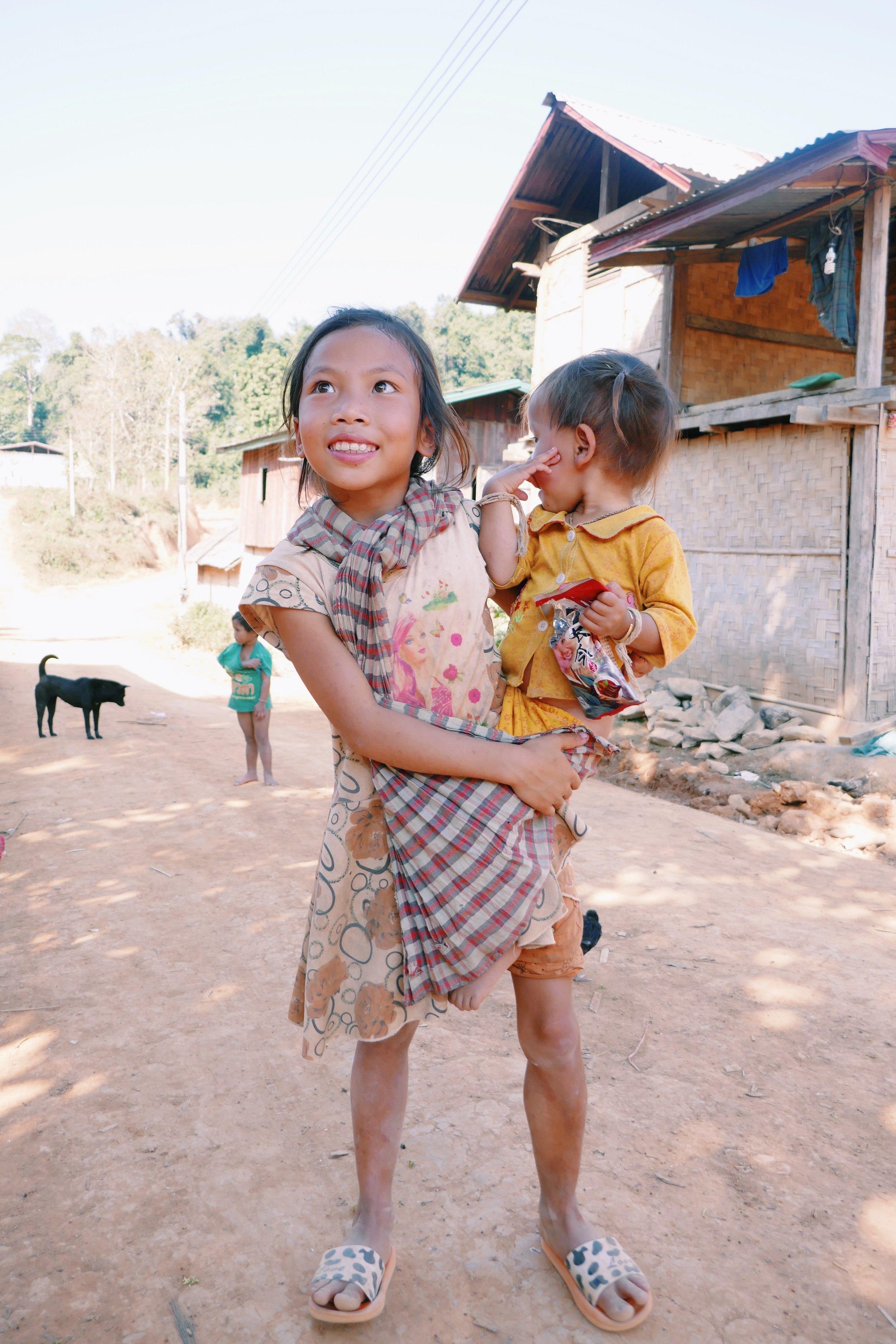 Northern Laos Travel Blog