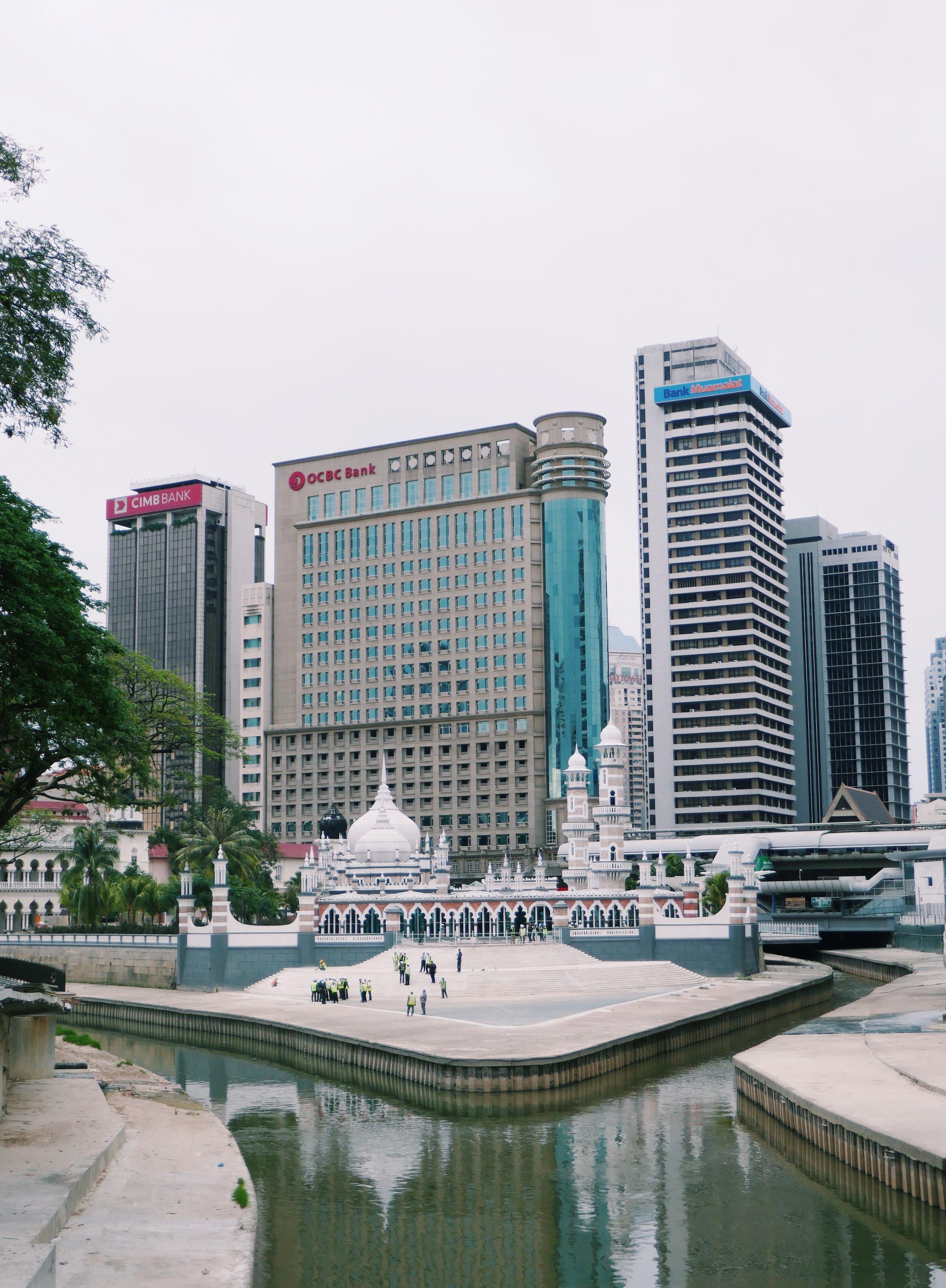 Kuala Lumpur Travel Blog