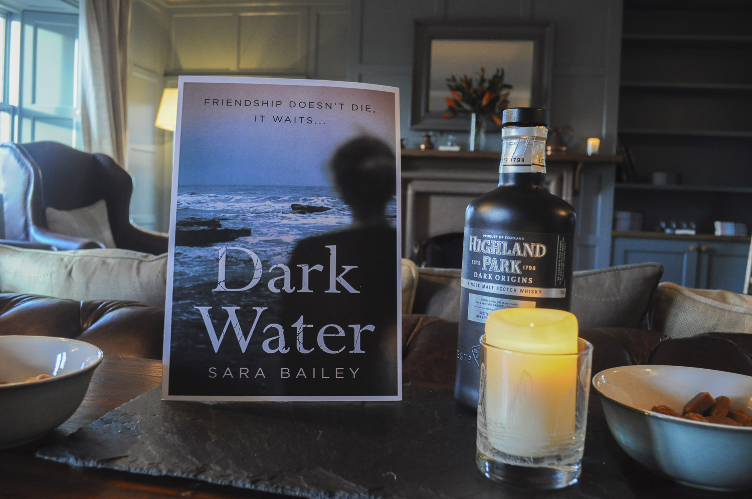 Dark Water, Dark Origins and Orkney fudge