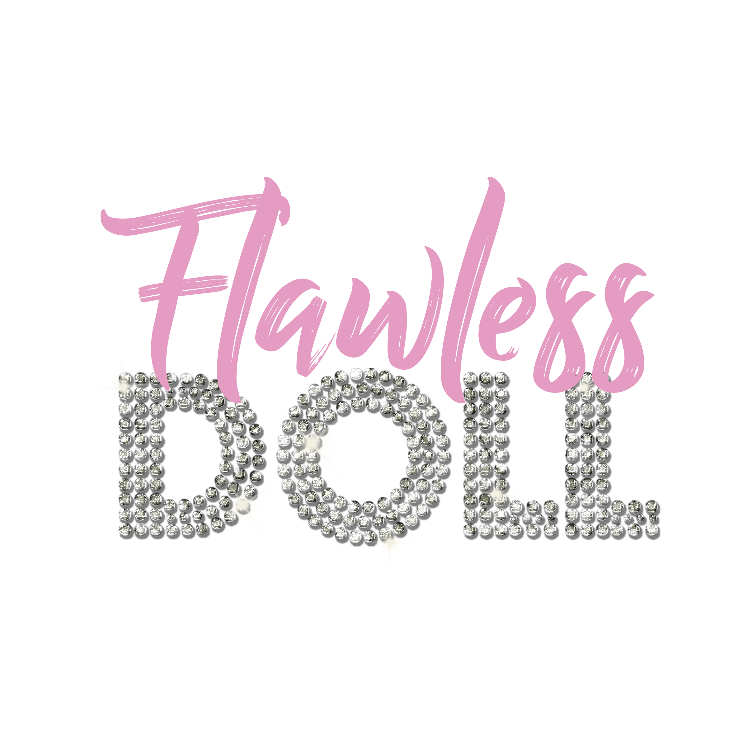 Flawless doll logo