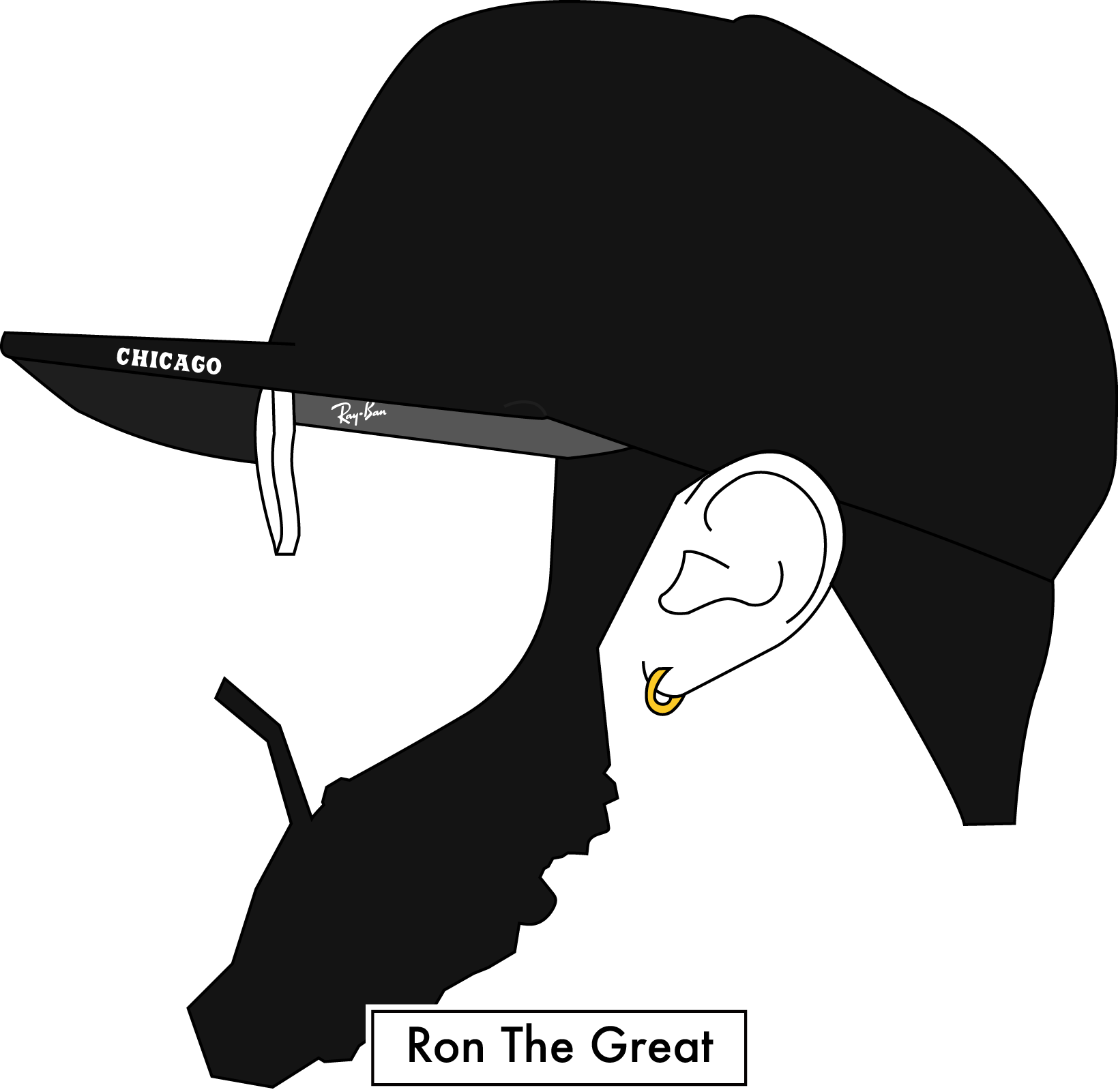 Ron the great logo