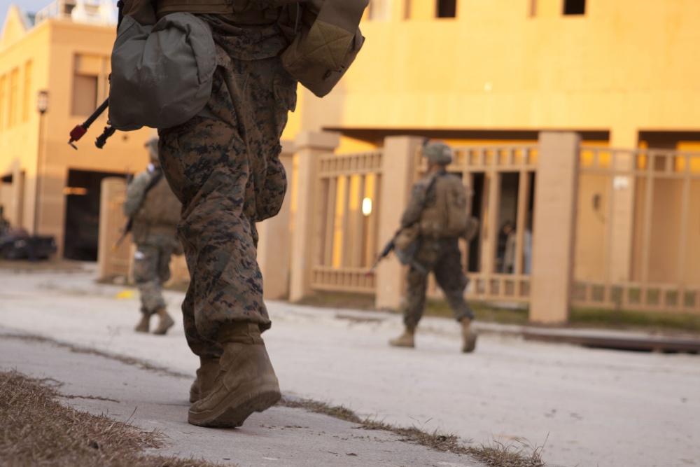 Marine Corps Portfolio -
