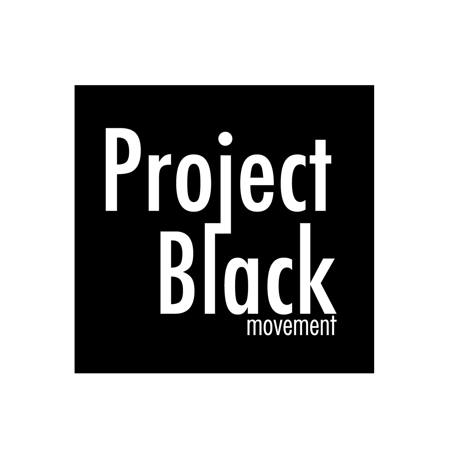 Project Black logo