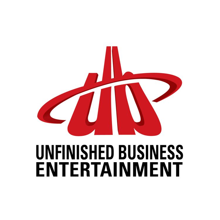 Unfinished business logo