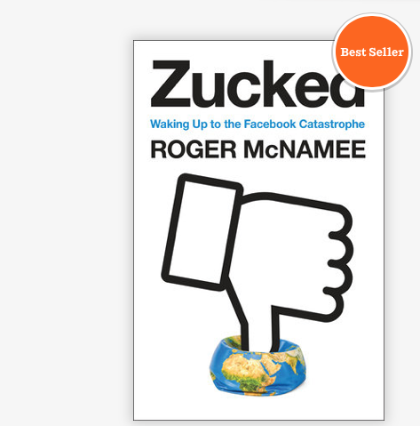 Roger McNamee's 'Zucked' - key reading for businesses and