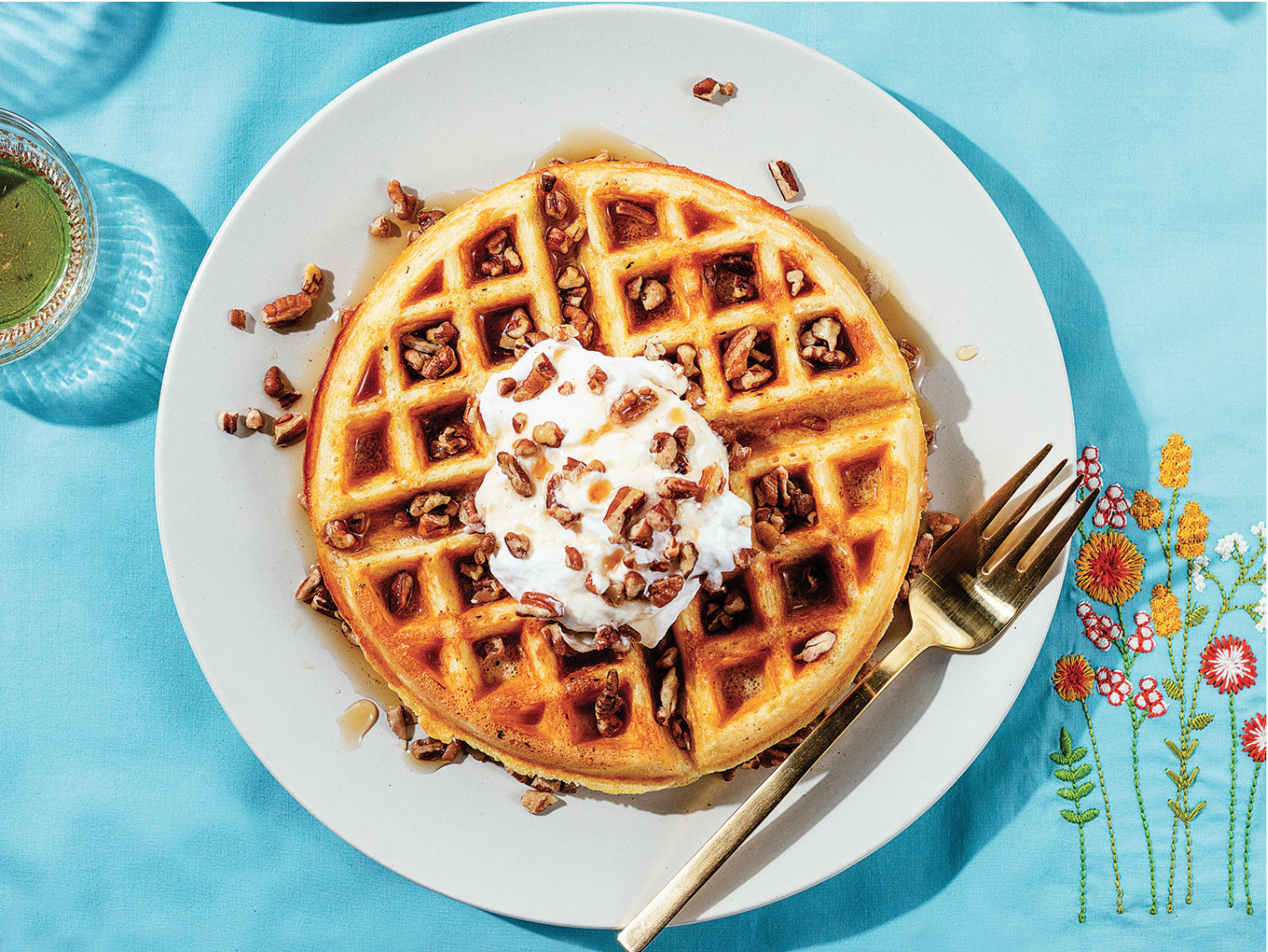 annette has denver's best waffle! (5280)