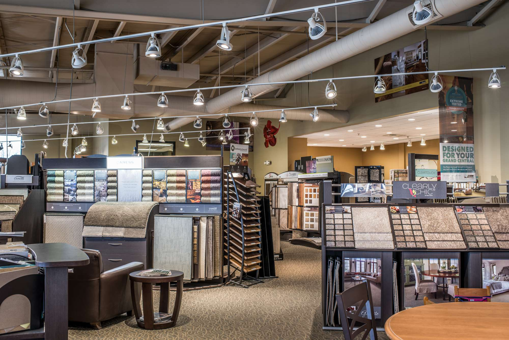 Carpet in Columbia, MO? Look no further than our showroom