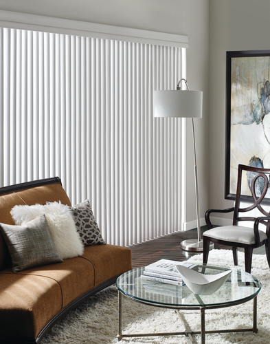 Cadence® Soft Vertical Blinds