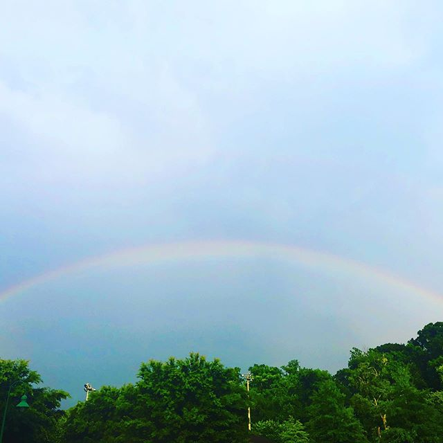 Some. Where! Over. The. #rainbow