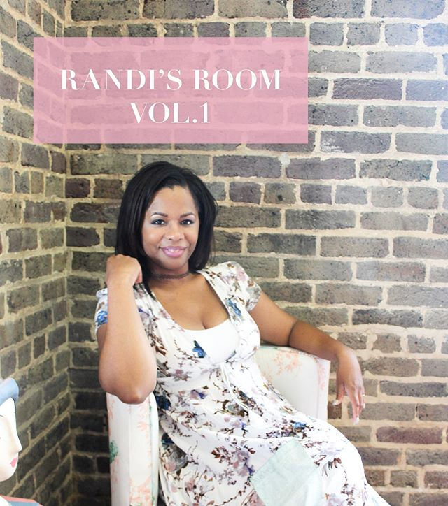 Come on over to Randi's Room, and check out the first volume of my short stories! Link in bio! ☝🏾