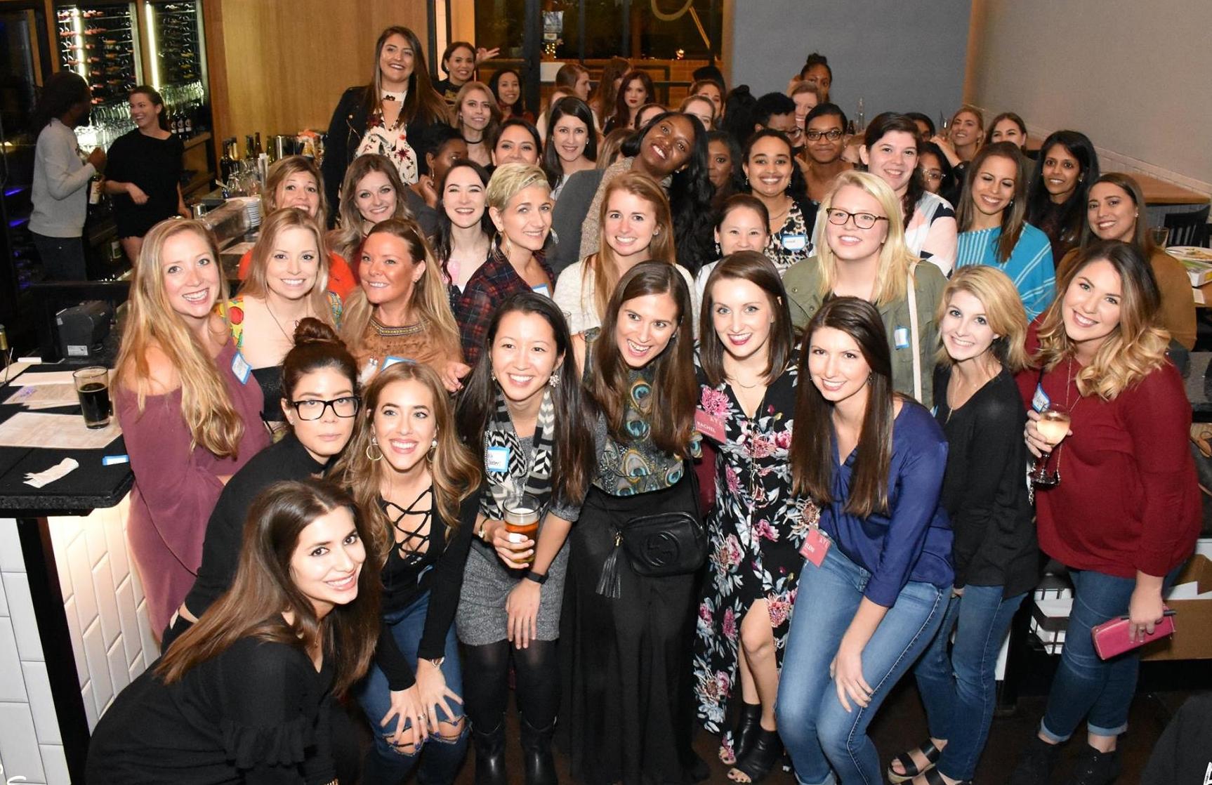 Atlanta Social Club Members