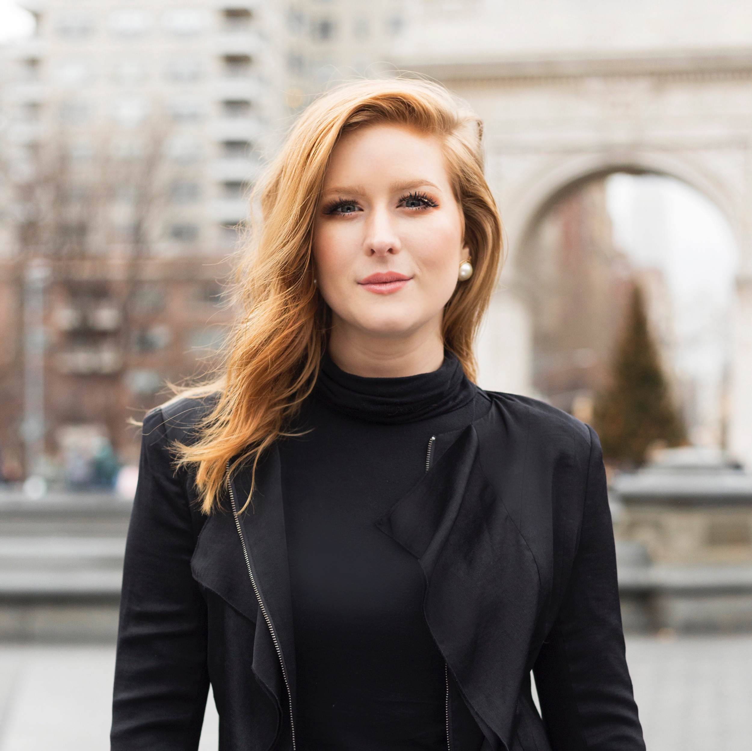 Alexandra Dow - Co-Founder of Poize Workwear