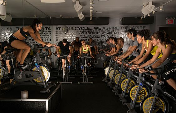 Boom Cycle   Bike-based workouts boring? Not  BOOM Cycle . Ride to the rhythm of a killer soundtrack in either of their 2 east London locations and it'll be over in a flash   Imagery from Pinterest:http://bit.ly/1QRNETX