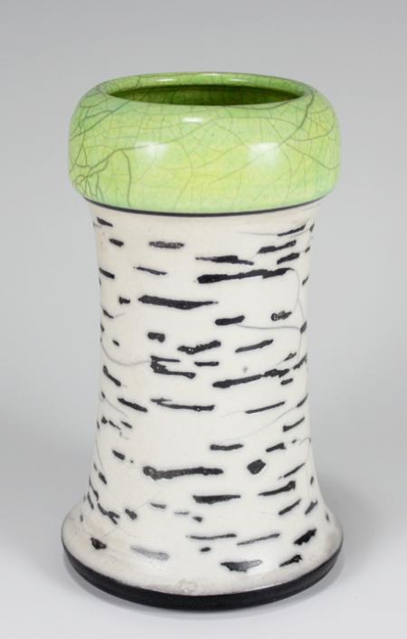Birch Bark Vase by Betty Jean Wilcox