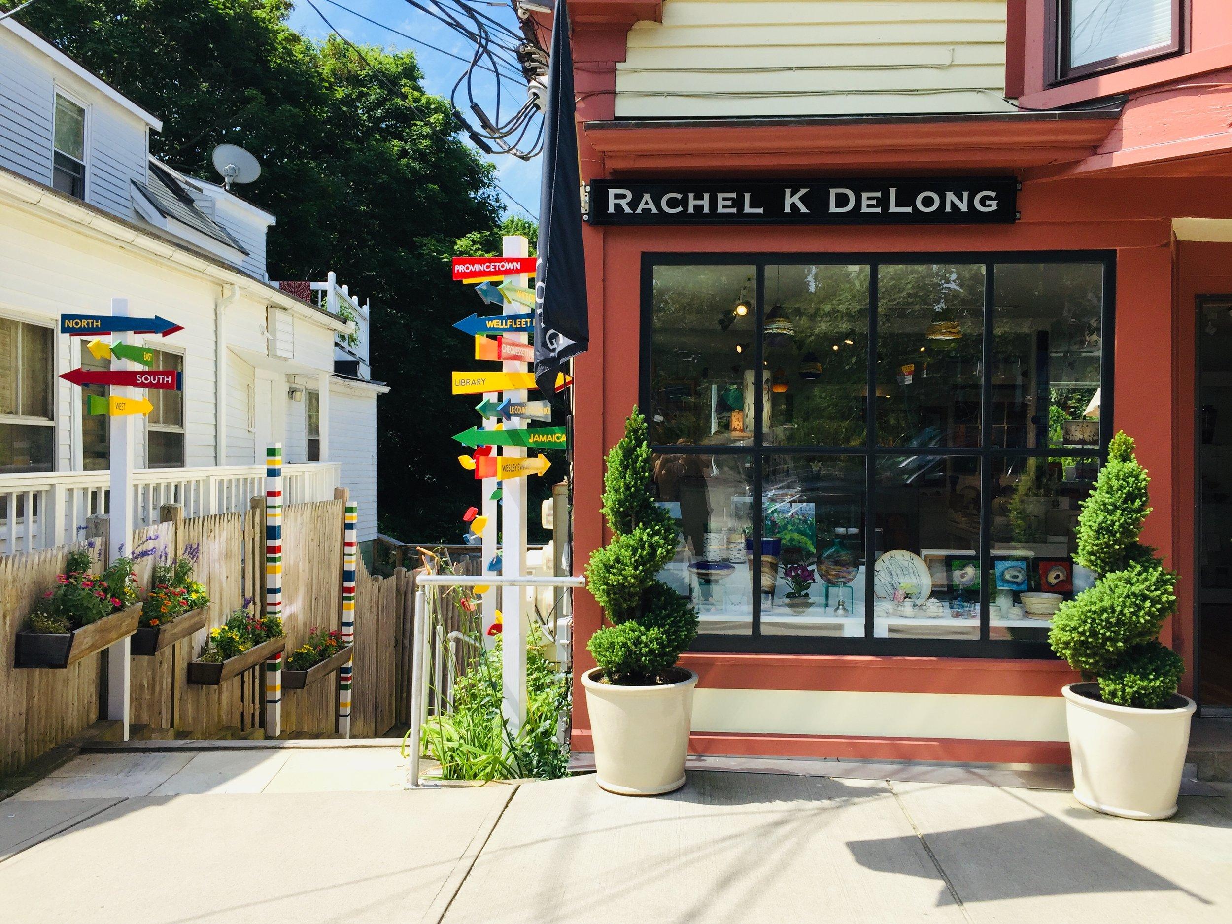 Rachel K DeLong Wellfleet