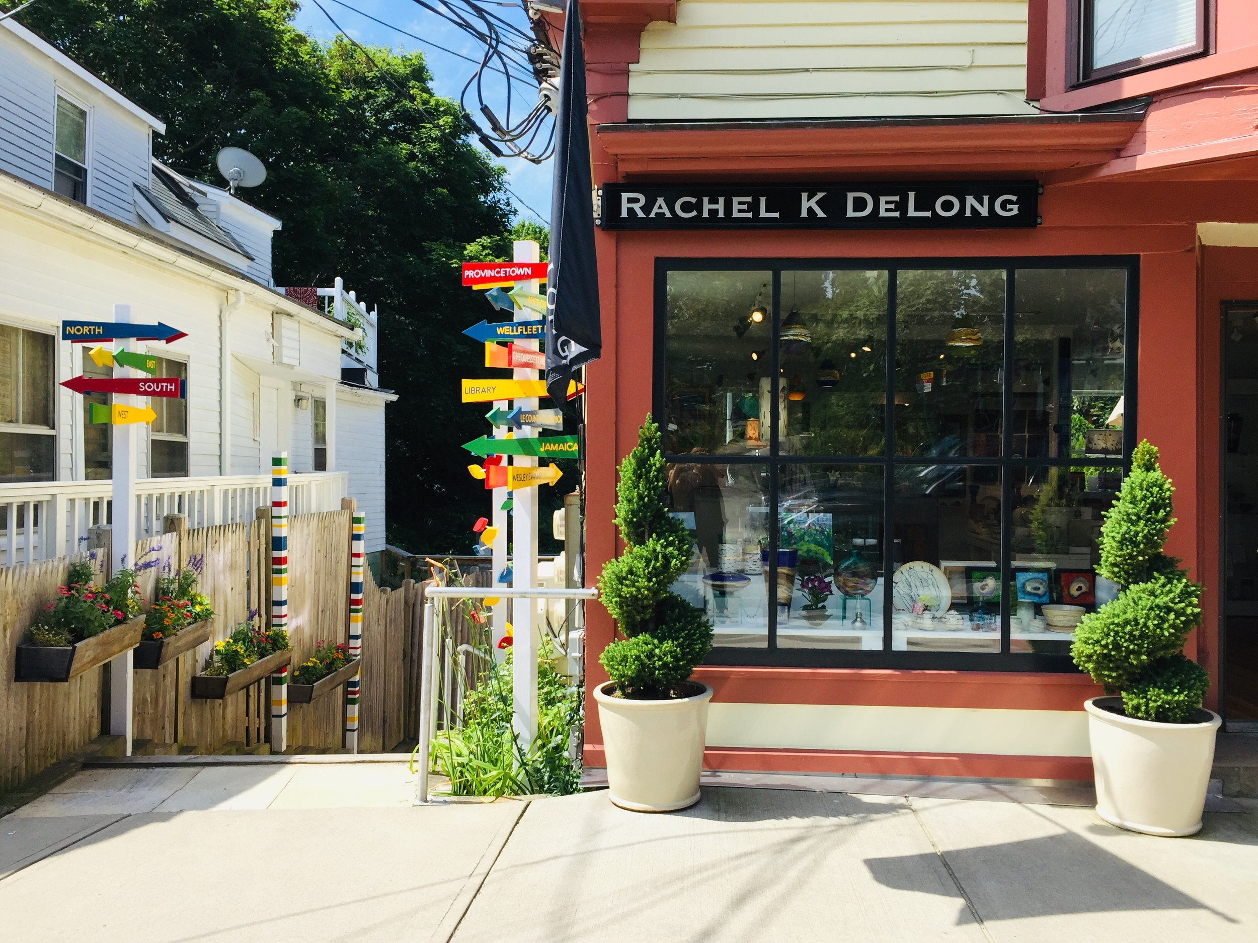 Rachel K DeLong Wellfleet