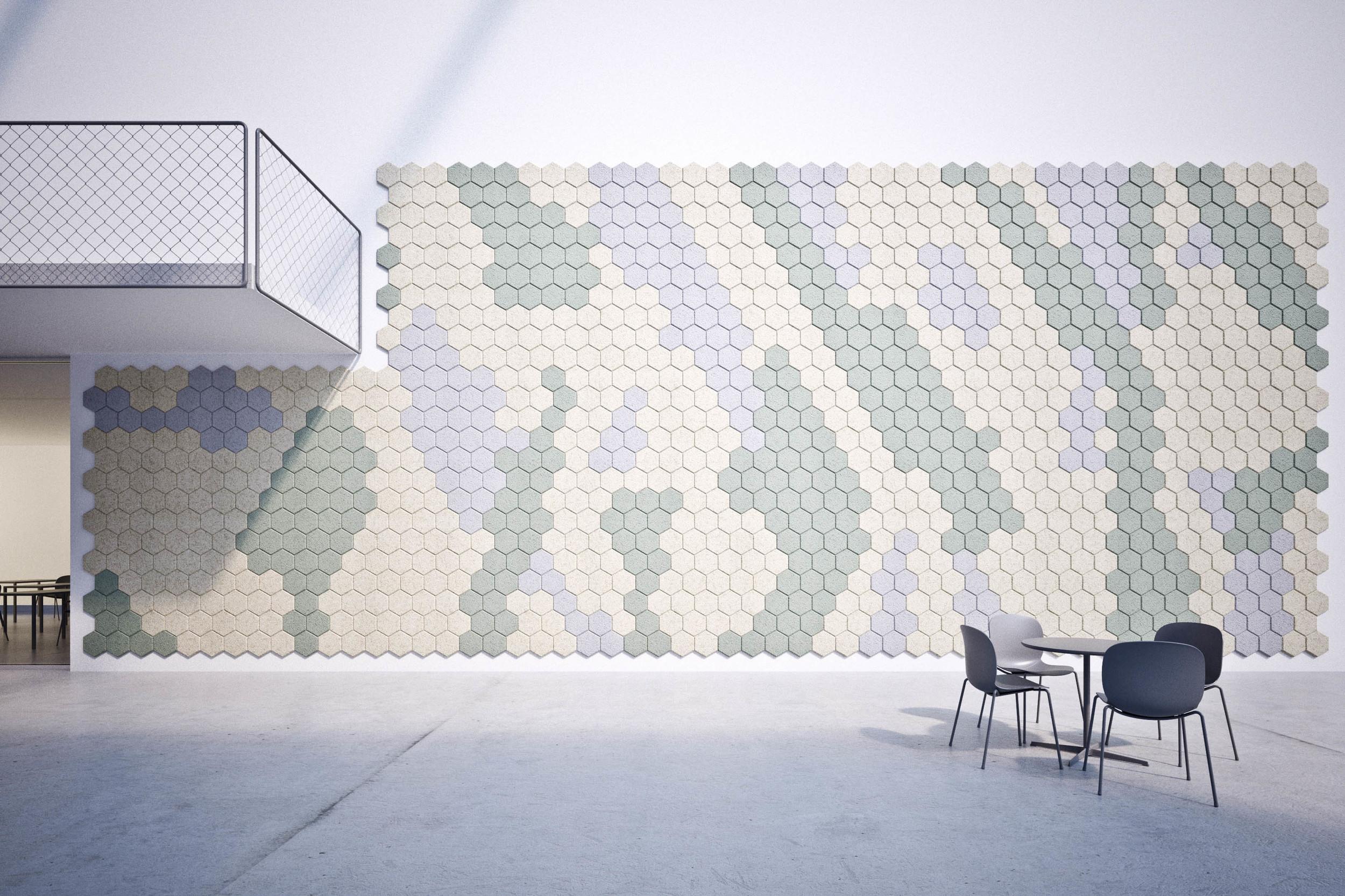 BAUX Acoustic Panels & Tiles. Images courtesy- BAUX, Press Images