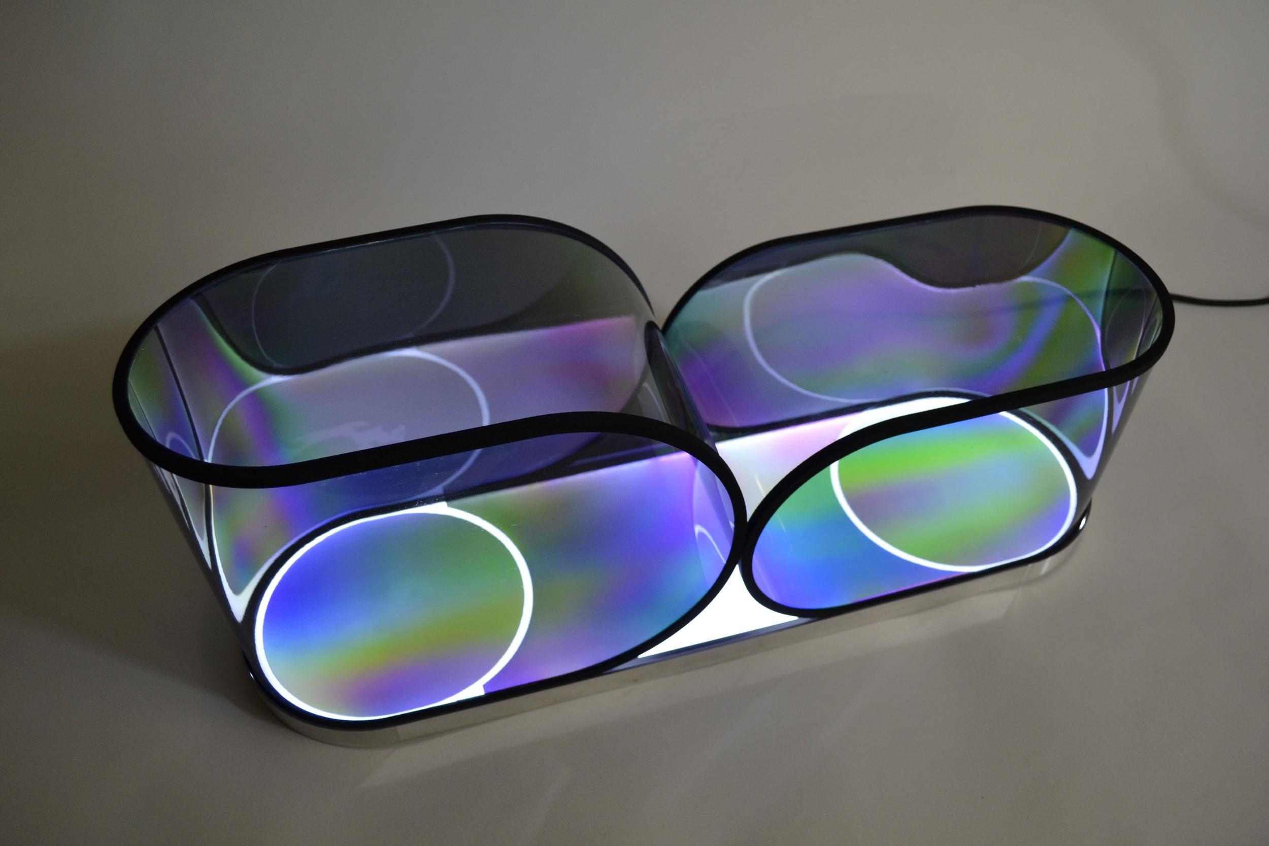 Spectrum Cabinets by Onno Adriaanse.