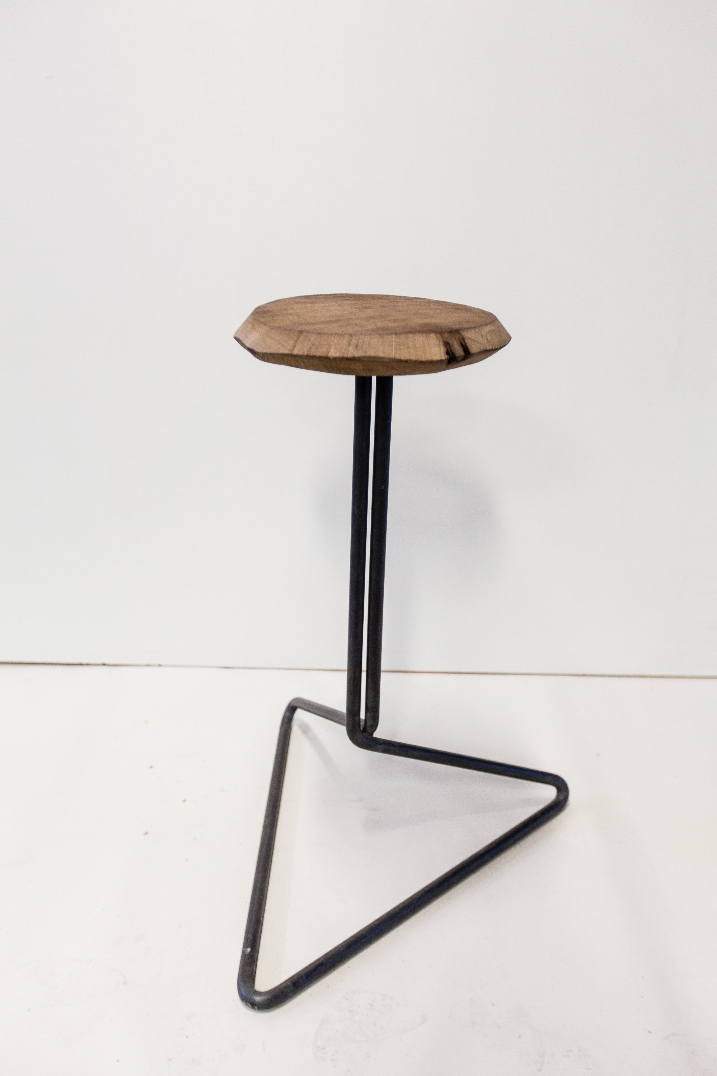 Paperclip Stool  by Michiel Poelmann
