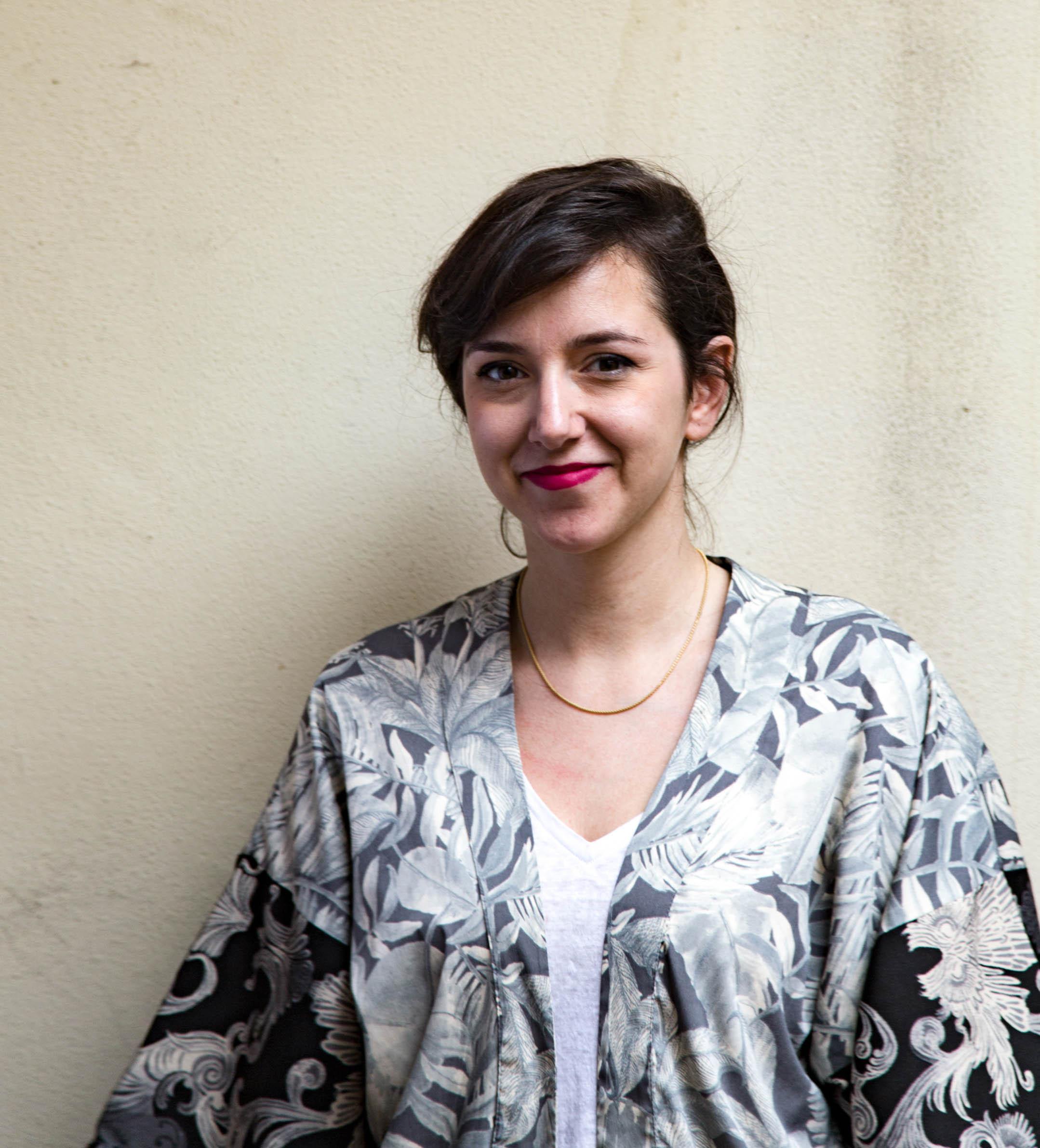 Designer and Form&Seek co-founder Bilge Nur Saltik is one of five designers who will help set trends for Domotex 2017, as part of the  Young Designer Trendtable