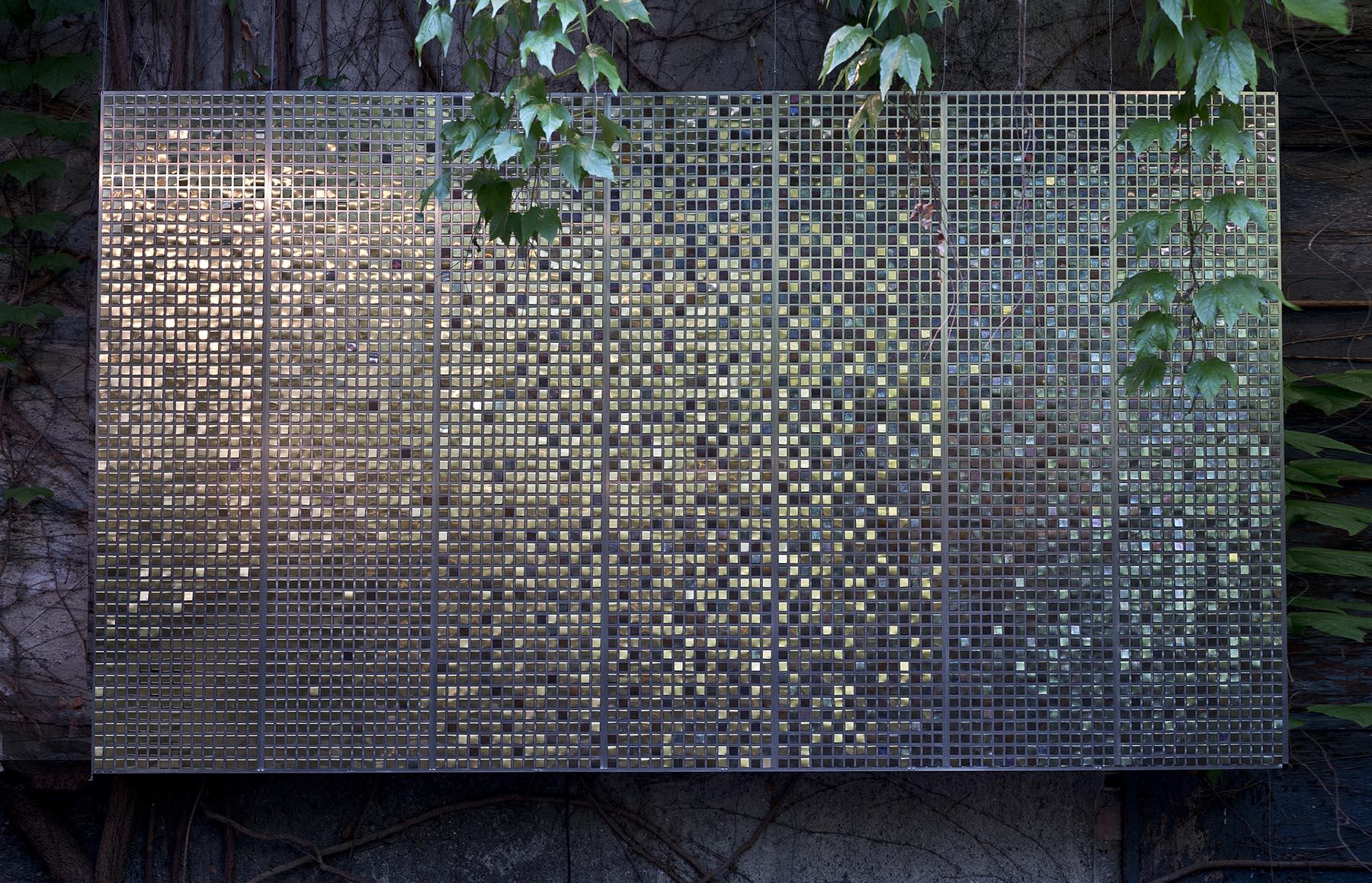 Dangling Grid  by Alissa+Nienke