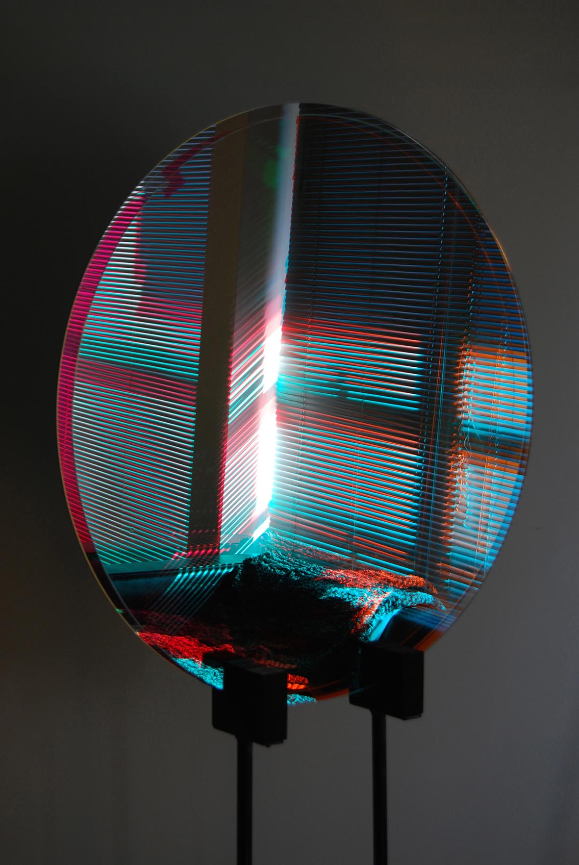 A detail from the  Anaglyphs  collection, by Jordan Söderberg Mills