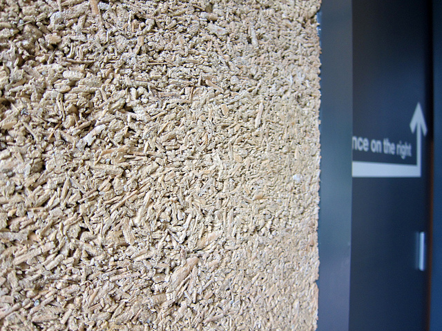 Hempcrete , created from Hemp hurds, is a healthier alternative to conventional concrete, and relies on one of the oldest known domesticated crops.  Hempcrete i s one of the many materials that HML educates design and building professionals about. Image courtesy Flickr:https://creativecommons.org/licenses/by/2.0/legalcode