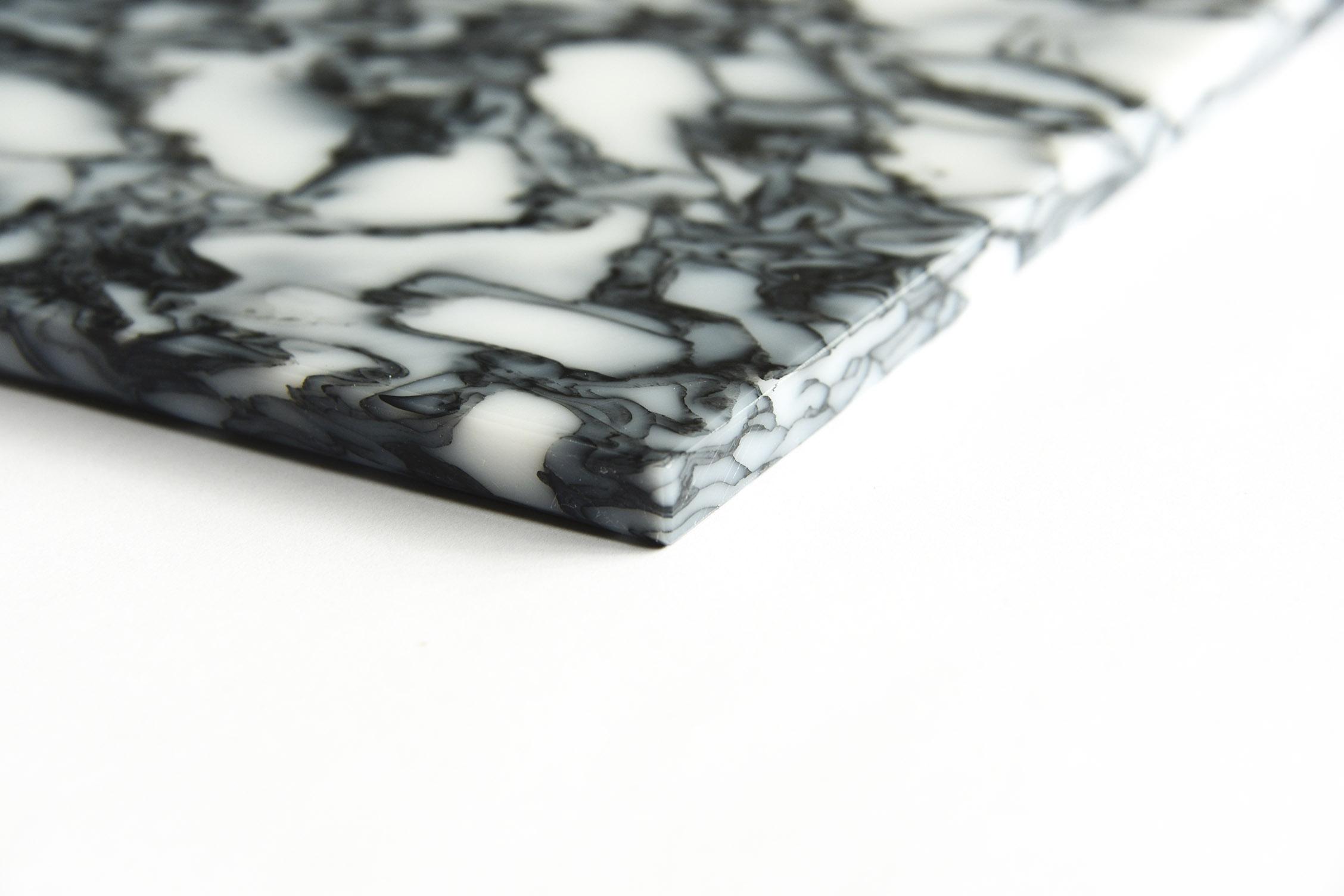 Black Dapple  material by Smile Plastcis