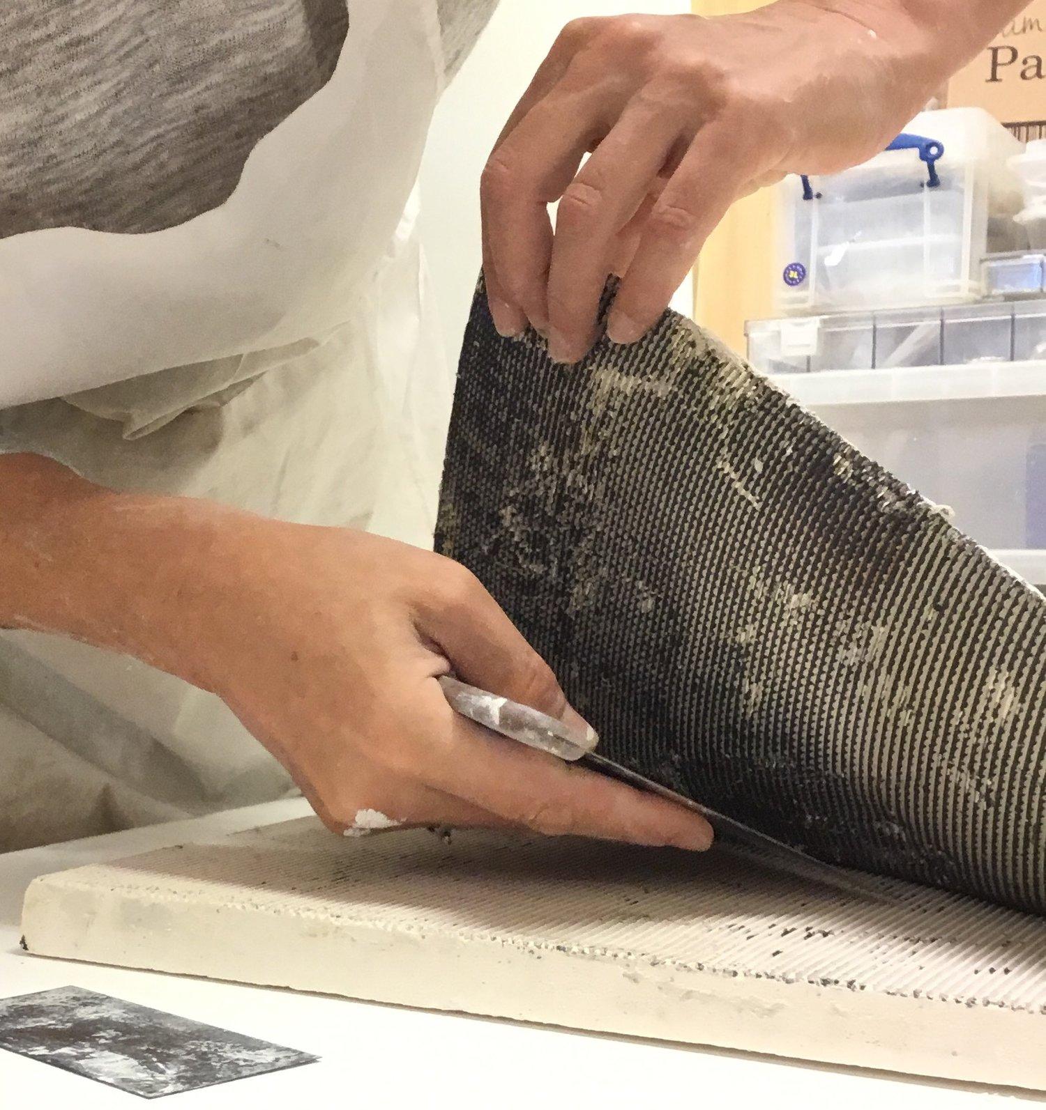 Process of making,Helen Johannessen