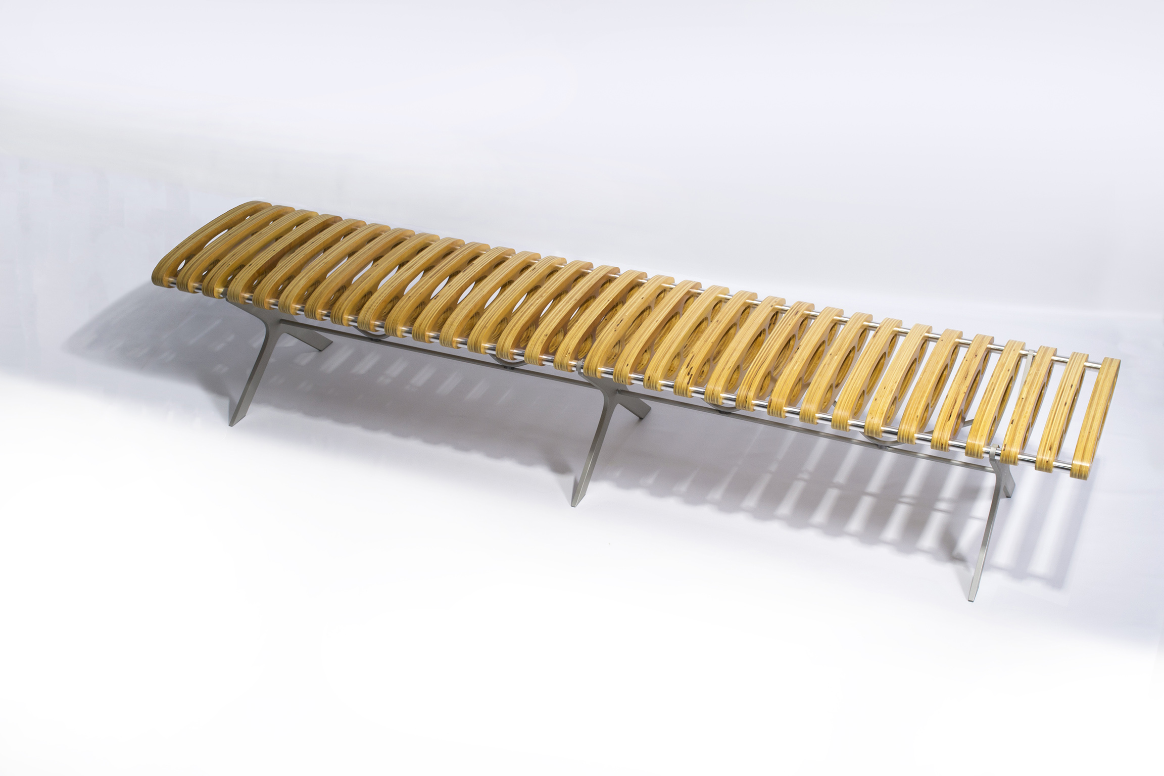 Bench32, by Ralf Schneider; Images Courtesy: Cradle to Cradle Products Innovation Institute