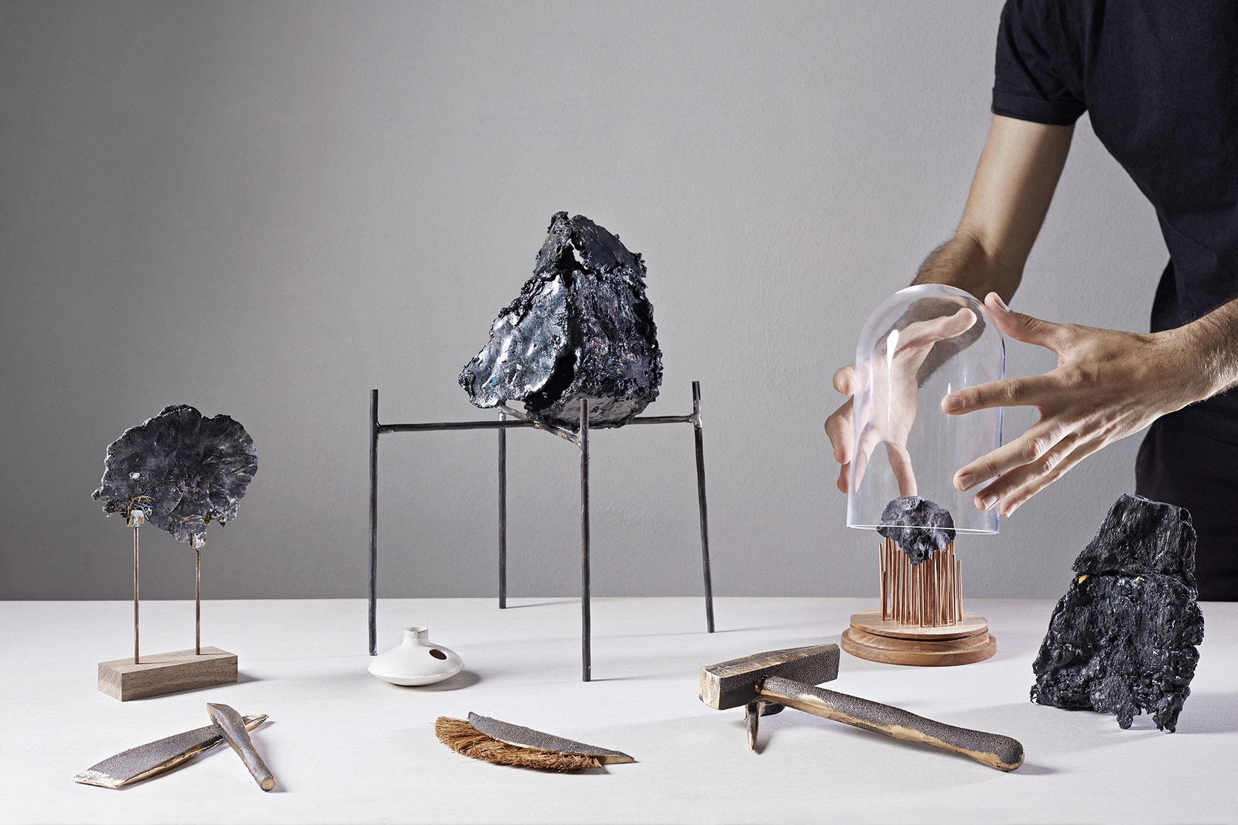 Metamorphism by Shahar Livne , Photography by Ronald Smits