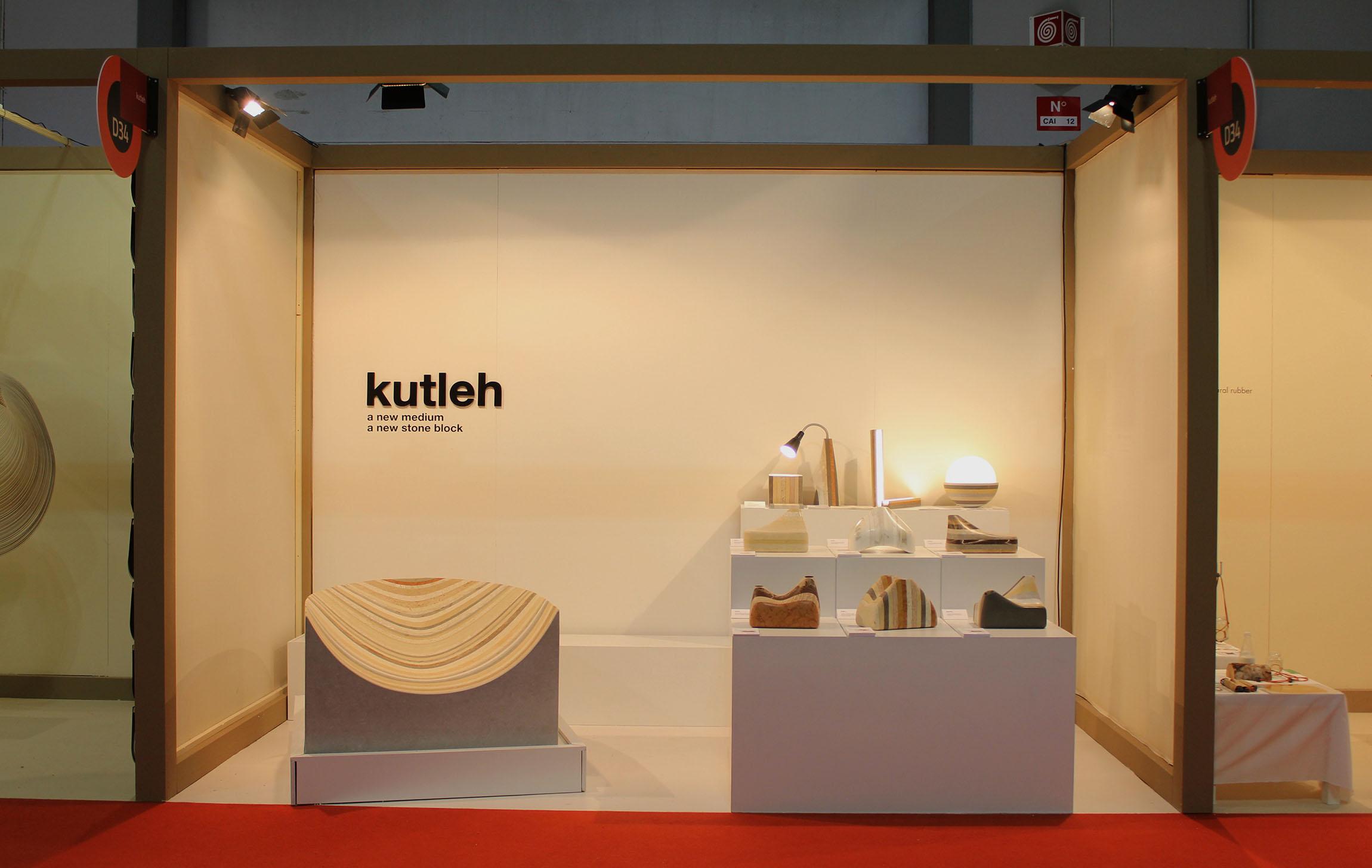 Kutleh  at Salone del Mobile 2018