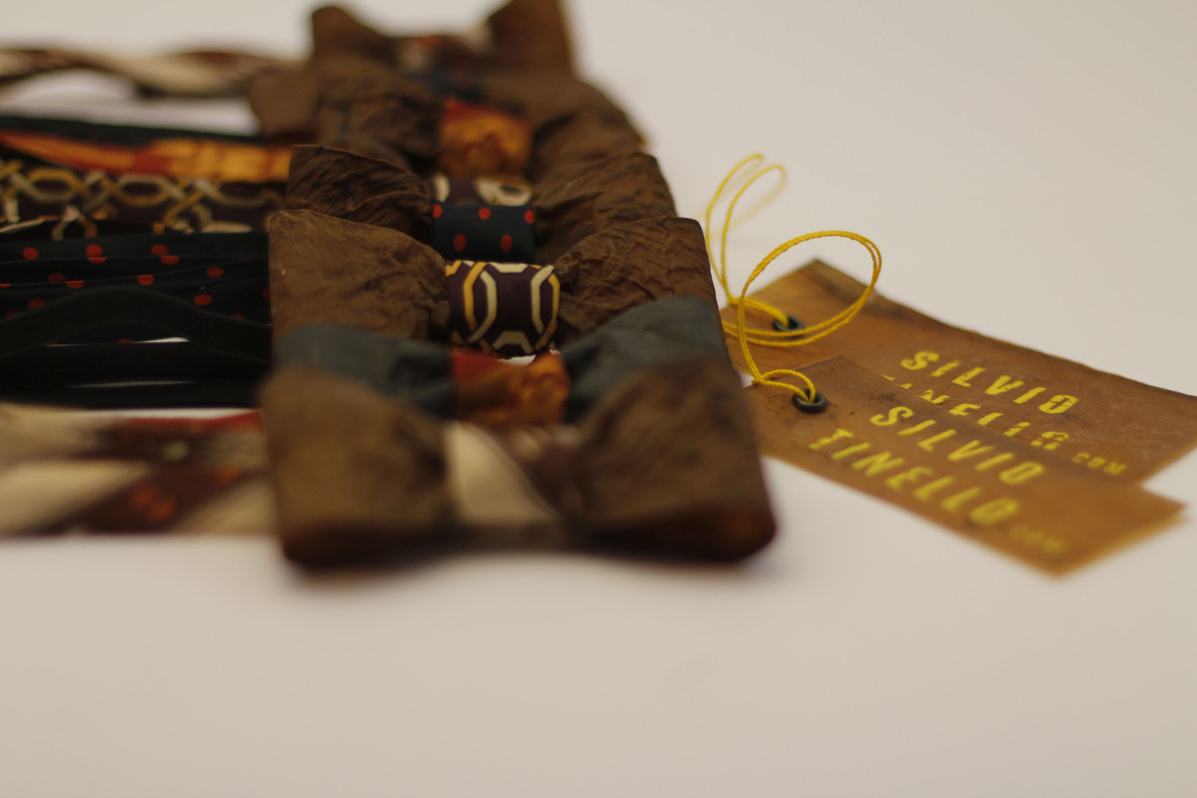 Bowie Bowtie, From the  Grown Objects  Collection by Silvio Tinello