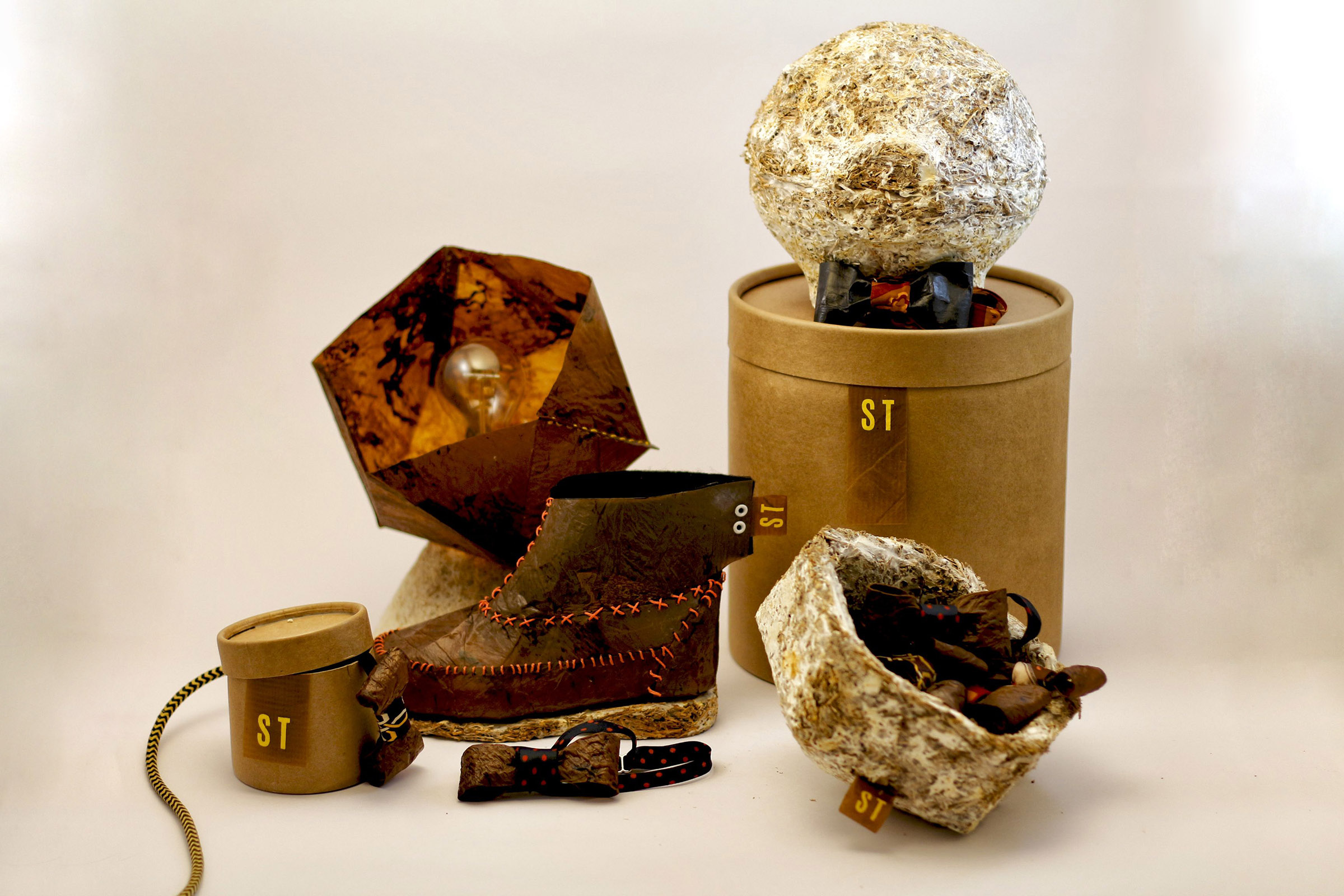 The  Grown Objects  Collection by Silvio Tinello
