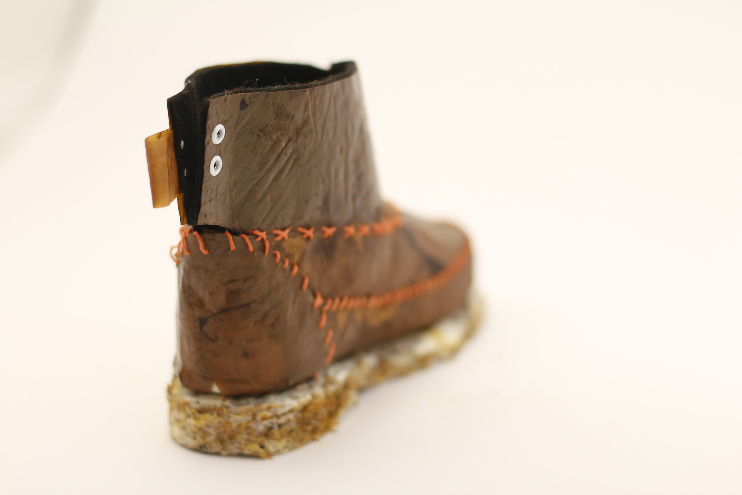 Wissakickon Experimental Shoe, From the  Grown Objects  Collection by Silvio Tinello