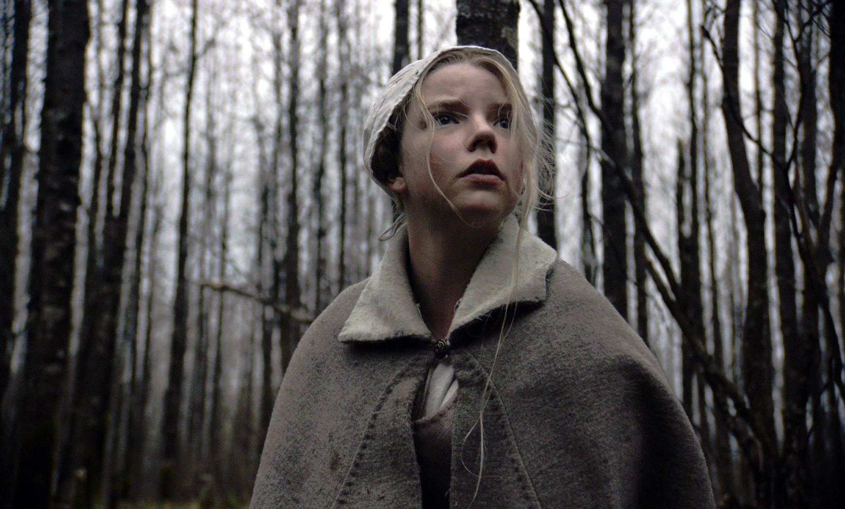 Anya Taylor-Joy stars in director Robert Eggers's  The Witch