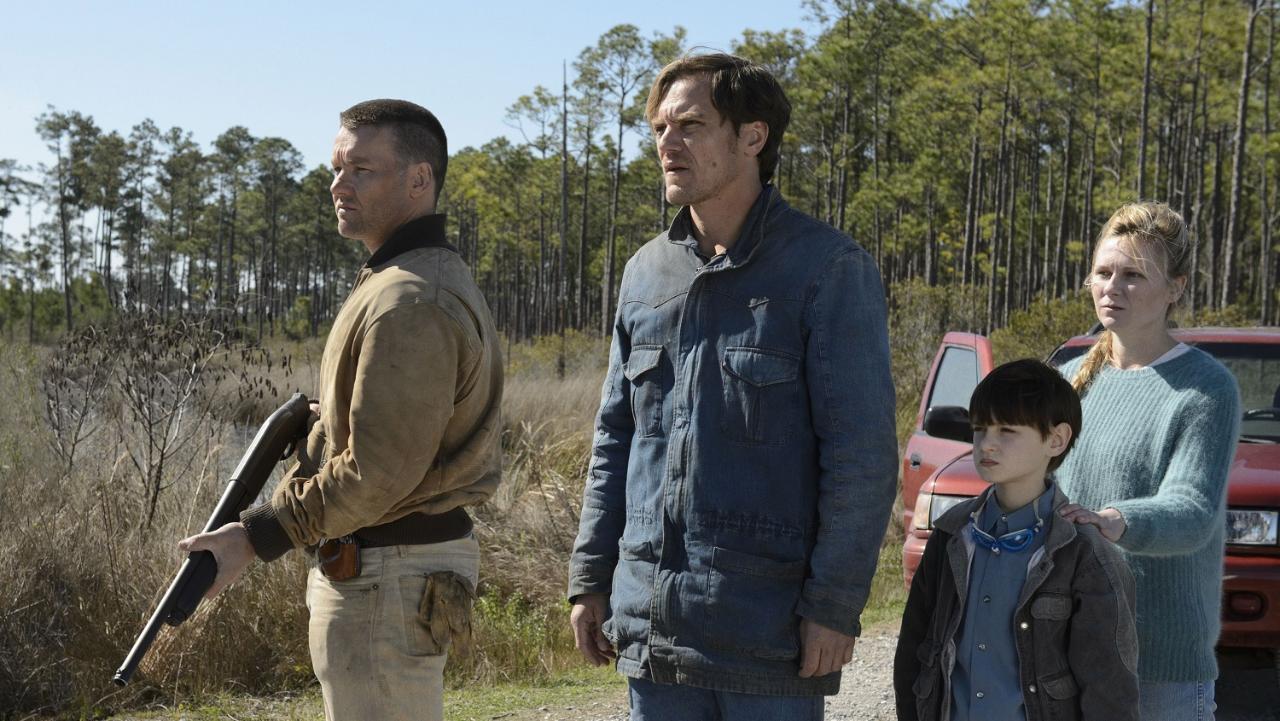 Joel Edgerton, Michael Shannon, Jaeden Liegerher, and Kirsten Dunst star in Jeff Nichols's  Midnight Special