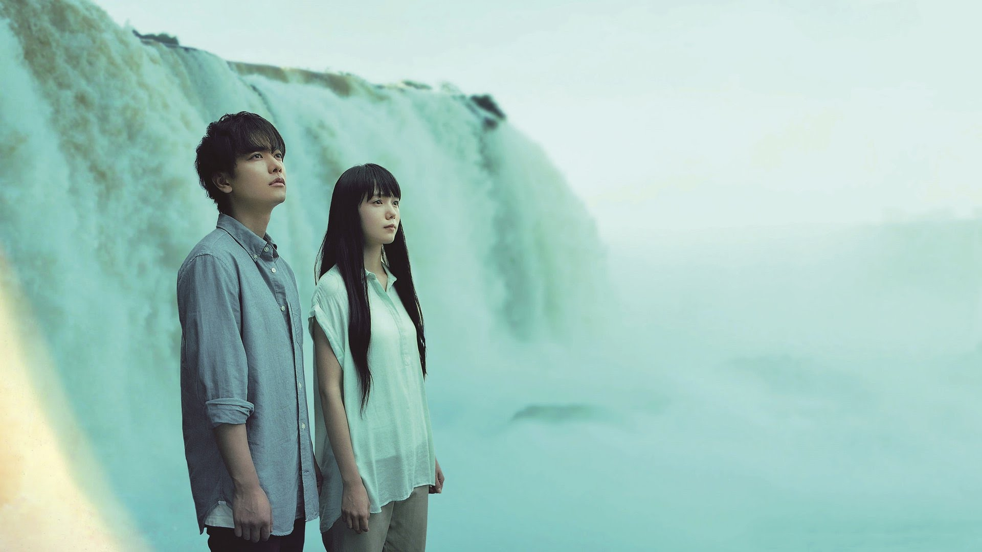Takeru Satoh and Aoi Miyazaki star in director Akira Nagai's  If Cat's Disappeared From the World