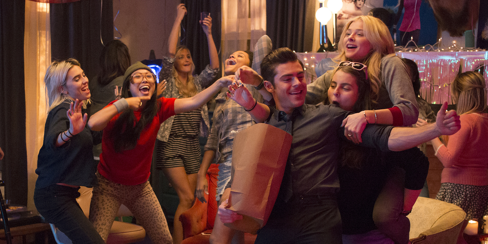 Zac Efron and Chloë Grace Moretz star in director Nicholas Stoller's  Neighbors 2: Sorority Rising