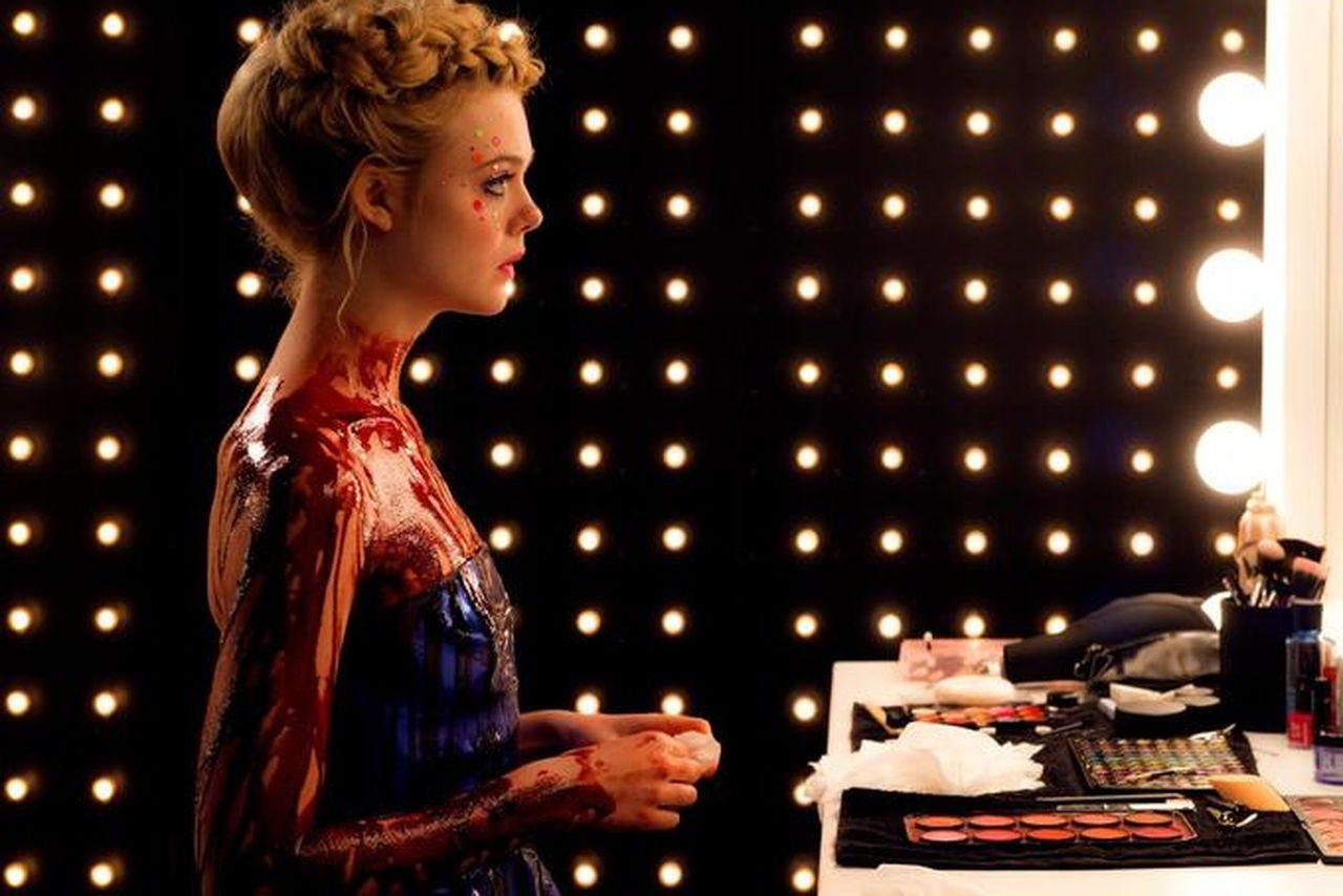 Elle Fanning stars in director Nicolas Winding Refn's  The Neon Demon