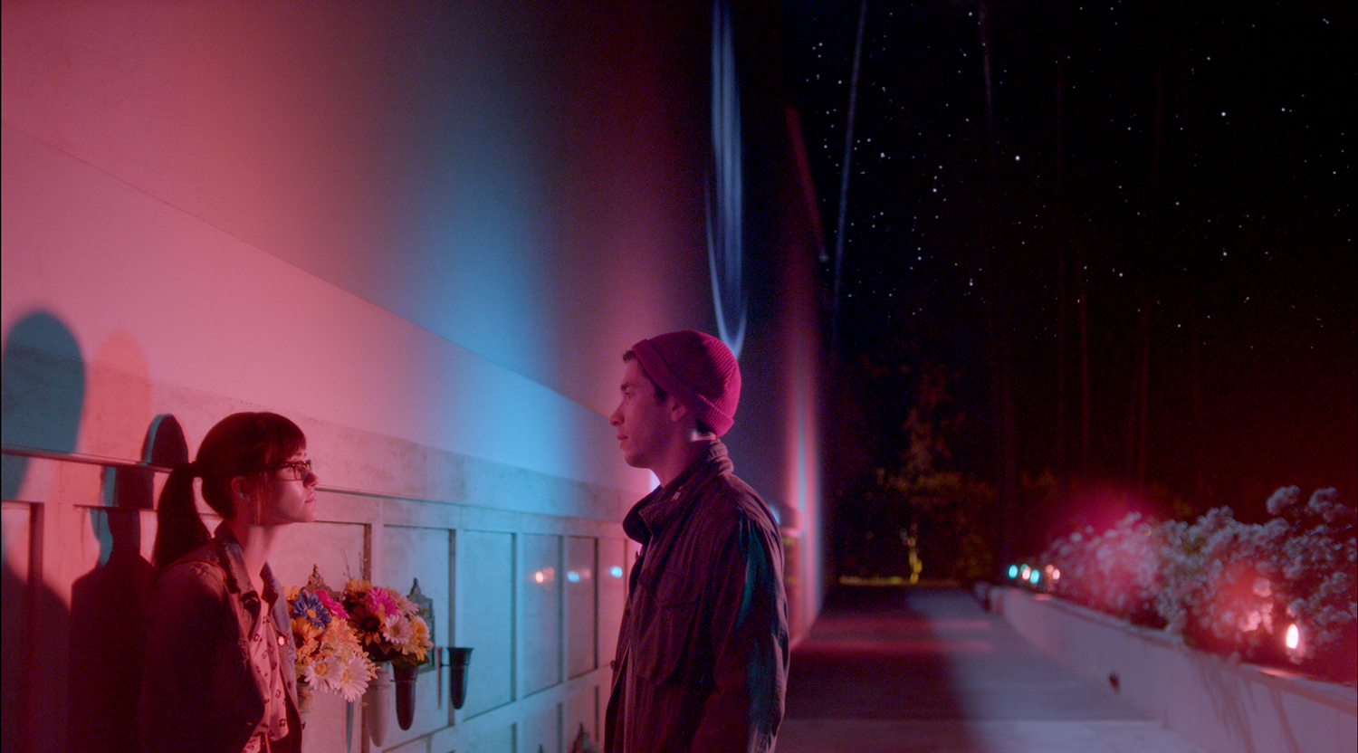 Justin Long and Emily Rossum star in director Sam Esmail's feature debut  Comet