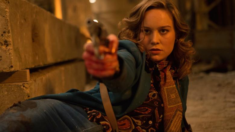 Brie Larson stars in director Ben Wheatley's  Free Fire