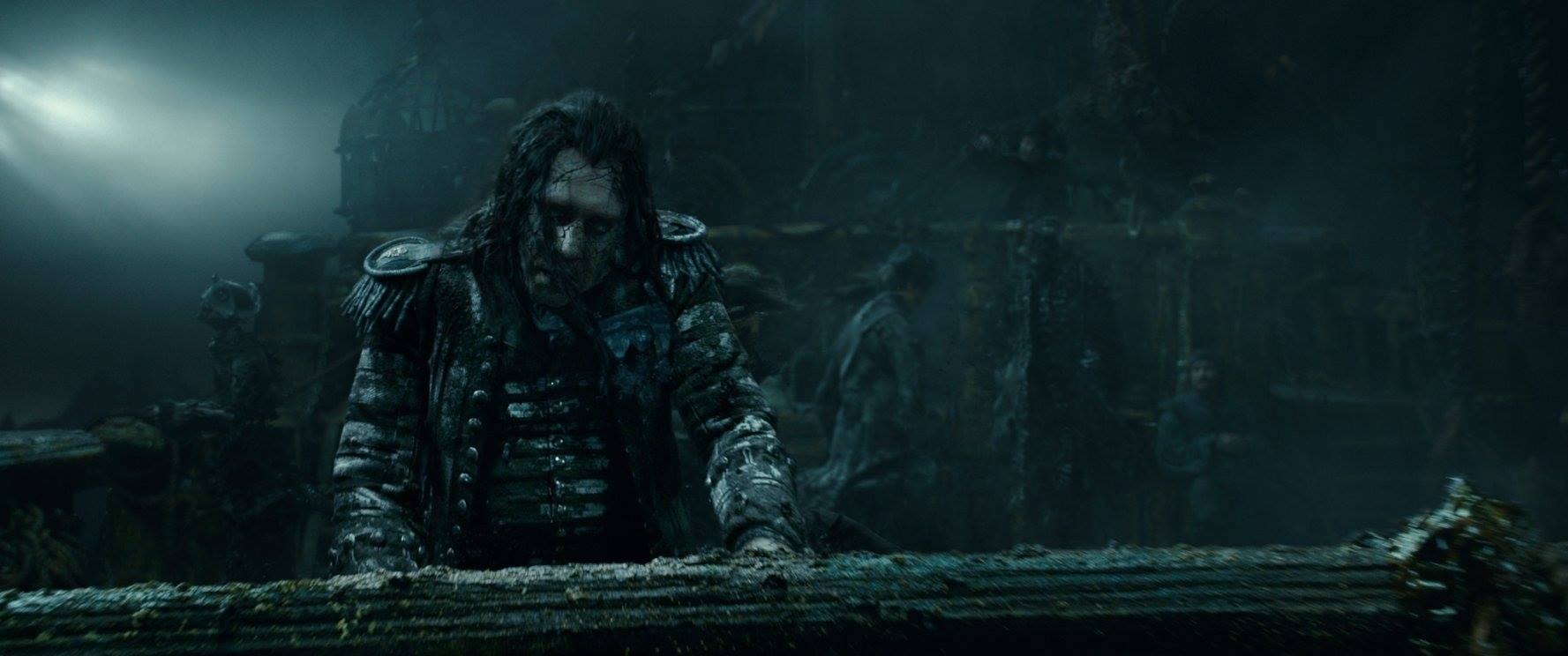 Javier Bardem stars in the fifth installment in Disney's  Pirates of the Carribean  franchise