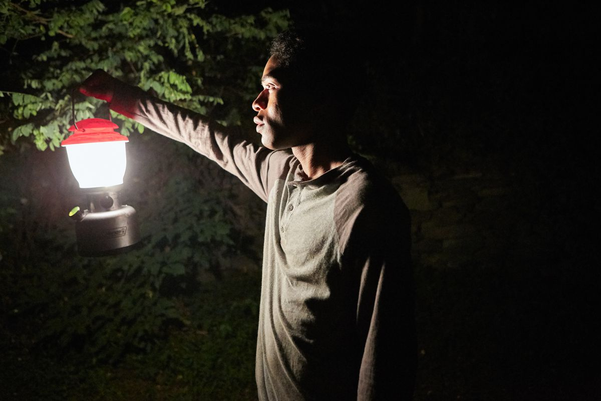Kevin Harrison Jr. stars in director Trey Edward Shults's  It Comes At Night